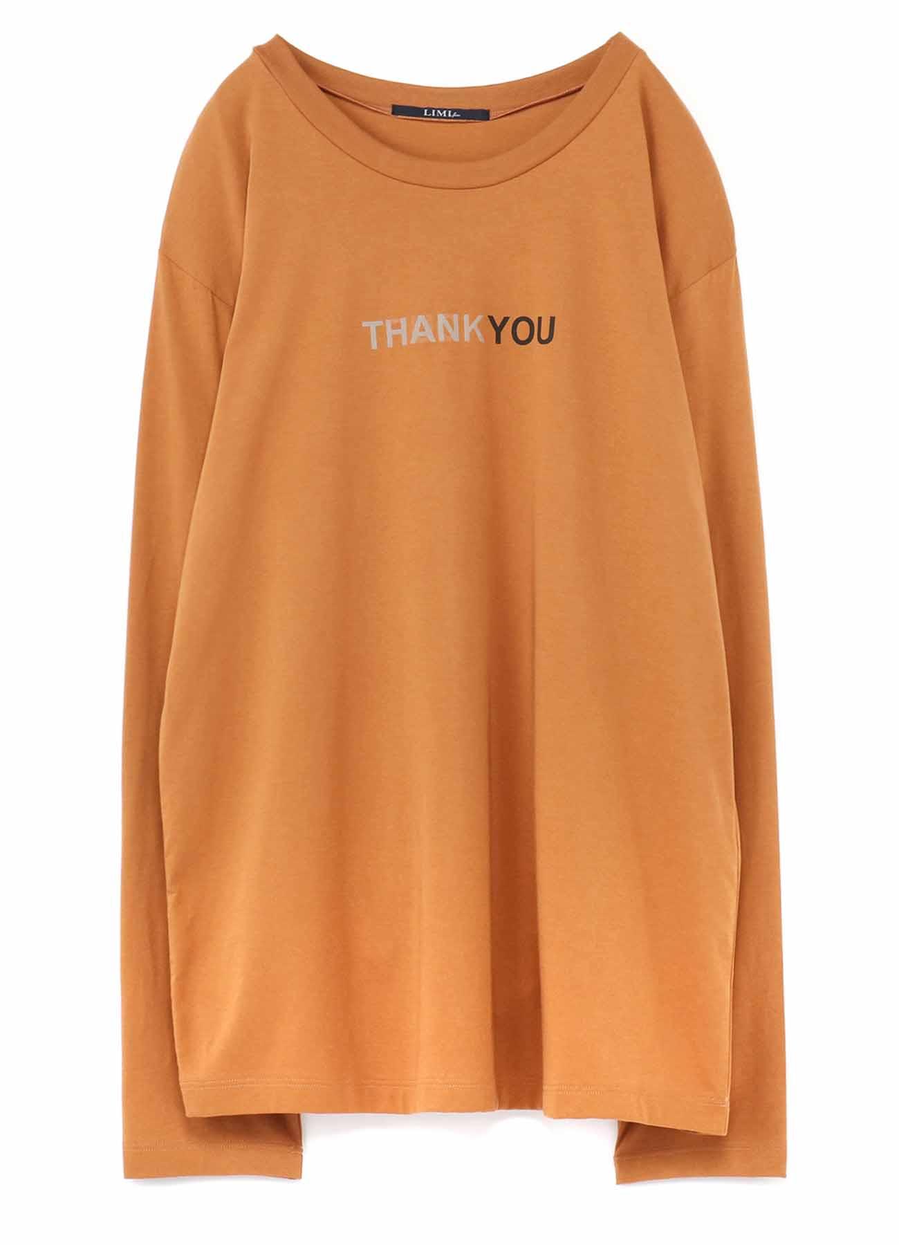 Fu*k You Print Oversized Long T-Shirt
