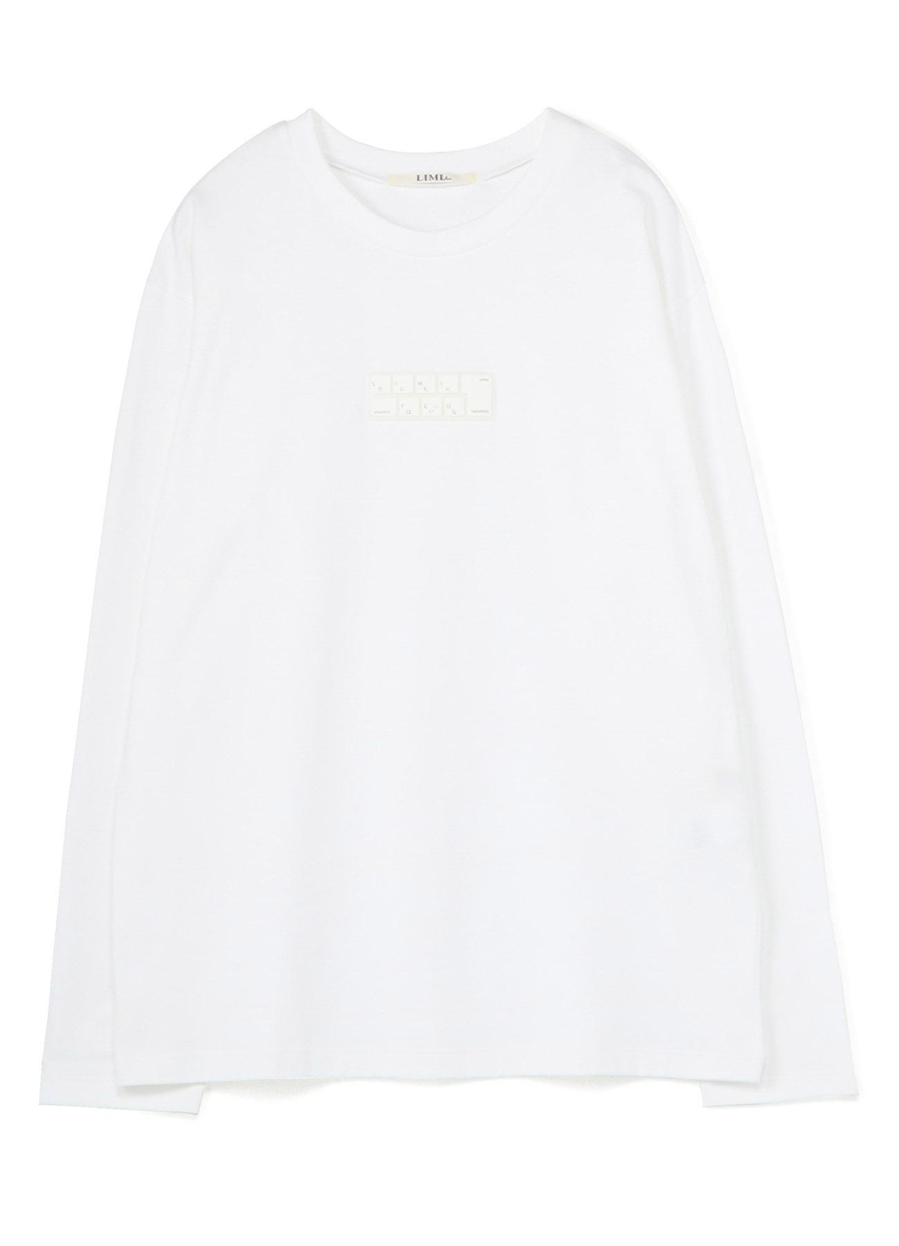 Silicon KeyBoard Oversized Long T-Shirt