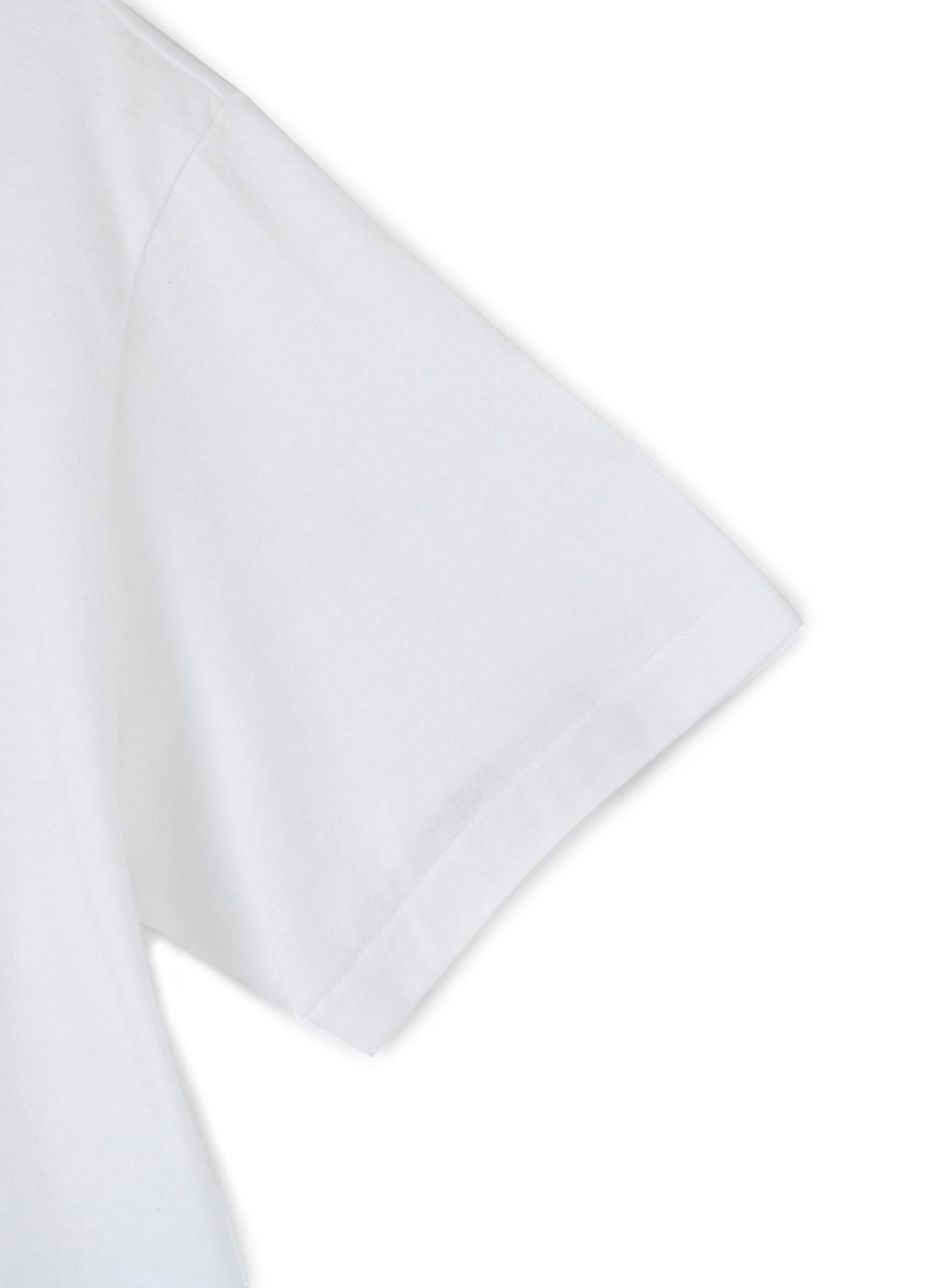 [THE SHOP Limited Product] 20/-Plain Stitch LIMI FEU Print T-Shirt A