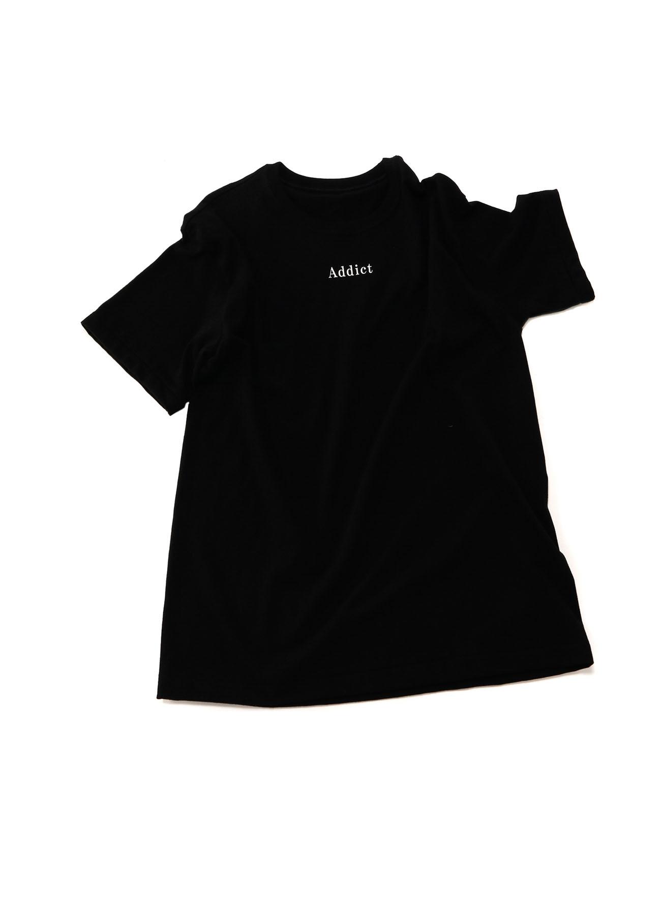 [THE SHOP Limited Product] 20/-Plain Stitch LIMI FEU Print T-Shirt D