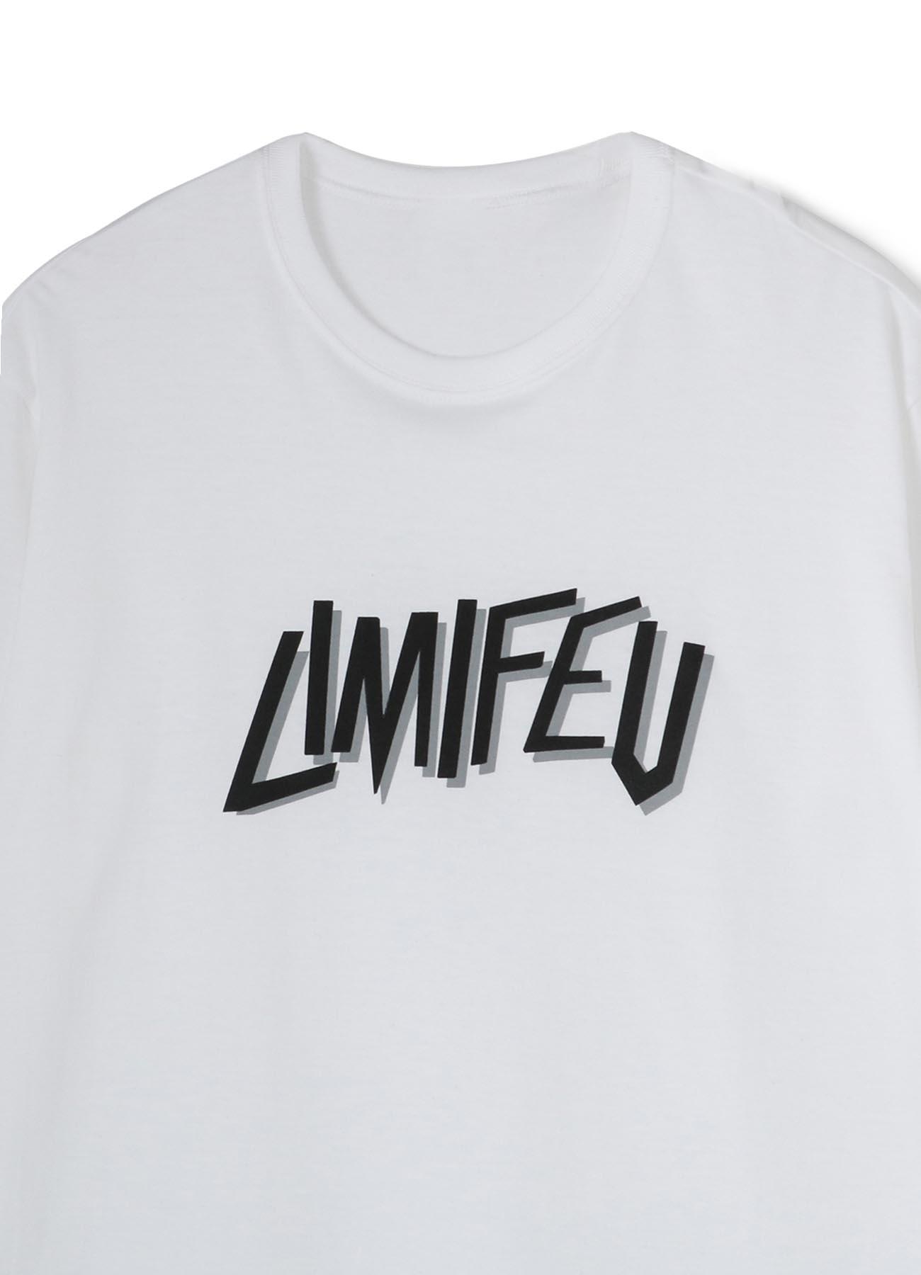 [THE SHOP Limited Product] 20/-Plain Stitch LIMI FEU Print T-Shirt E
