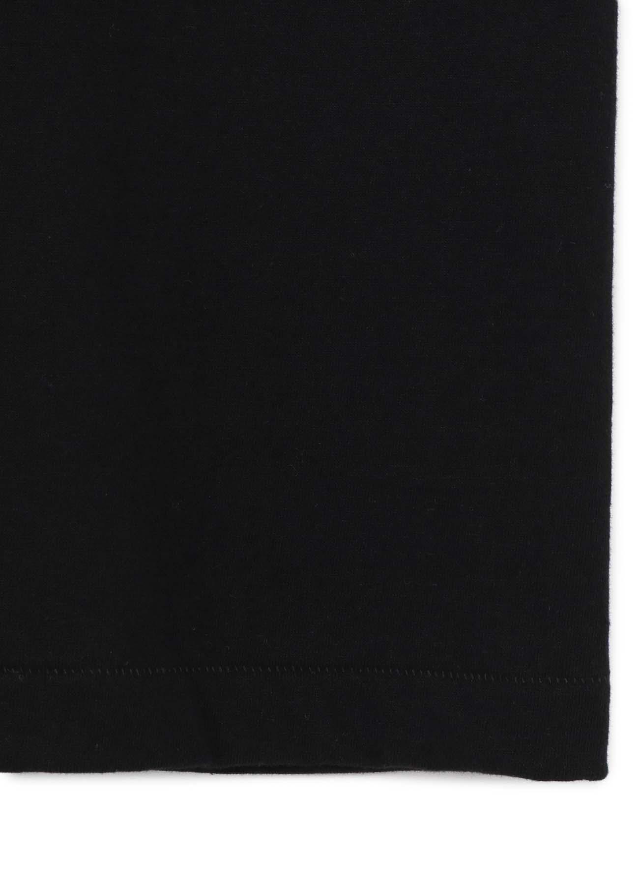 20/-Plain Stitch LIMI FEU Logo Print T-Shirt B