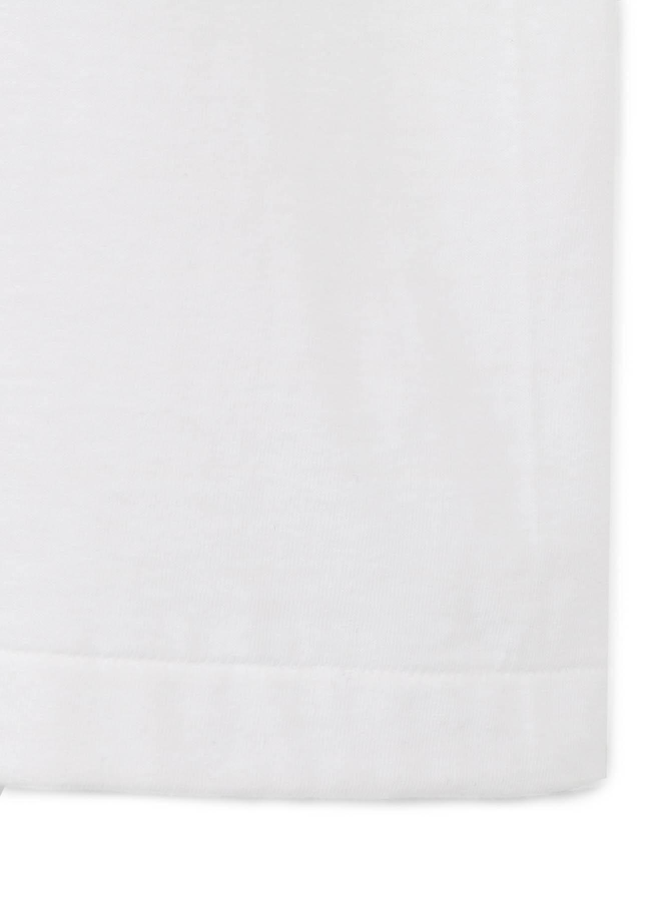 [THE SHOP Limited Product] 20/-Plain Stitch AG Print T-Shirt A