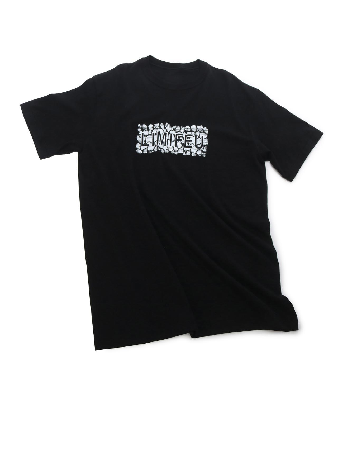 [THE SHOP Limited Product] 20/-Plain Stitch AG Print T-Shirt B