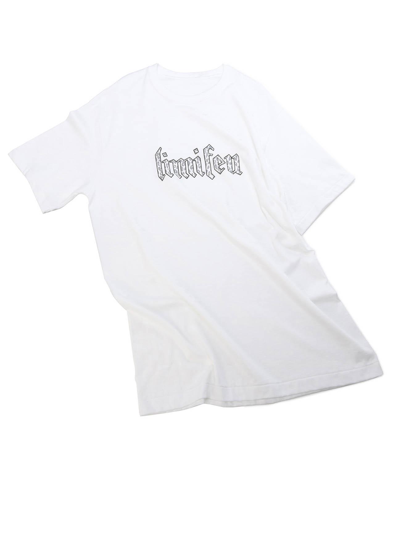 [THE SHOP Limited Product] 20/-Plain Stitch AL Print T-Shirt A