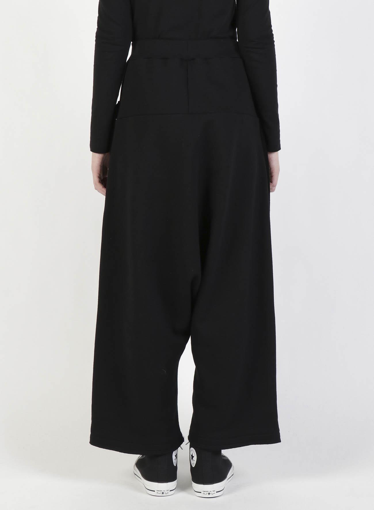 CottoN Mercerized Fleece String Pocket Pants