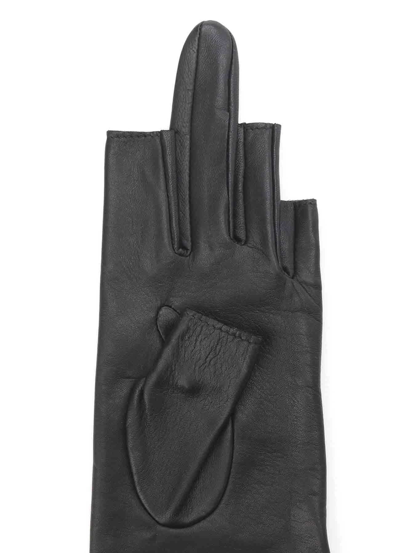 Greece Lamb Middle Finger Glove A