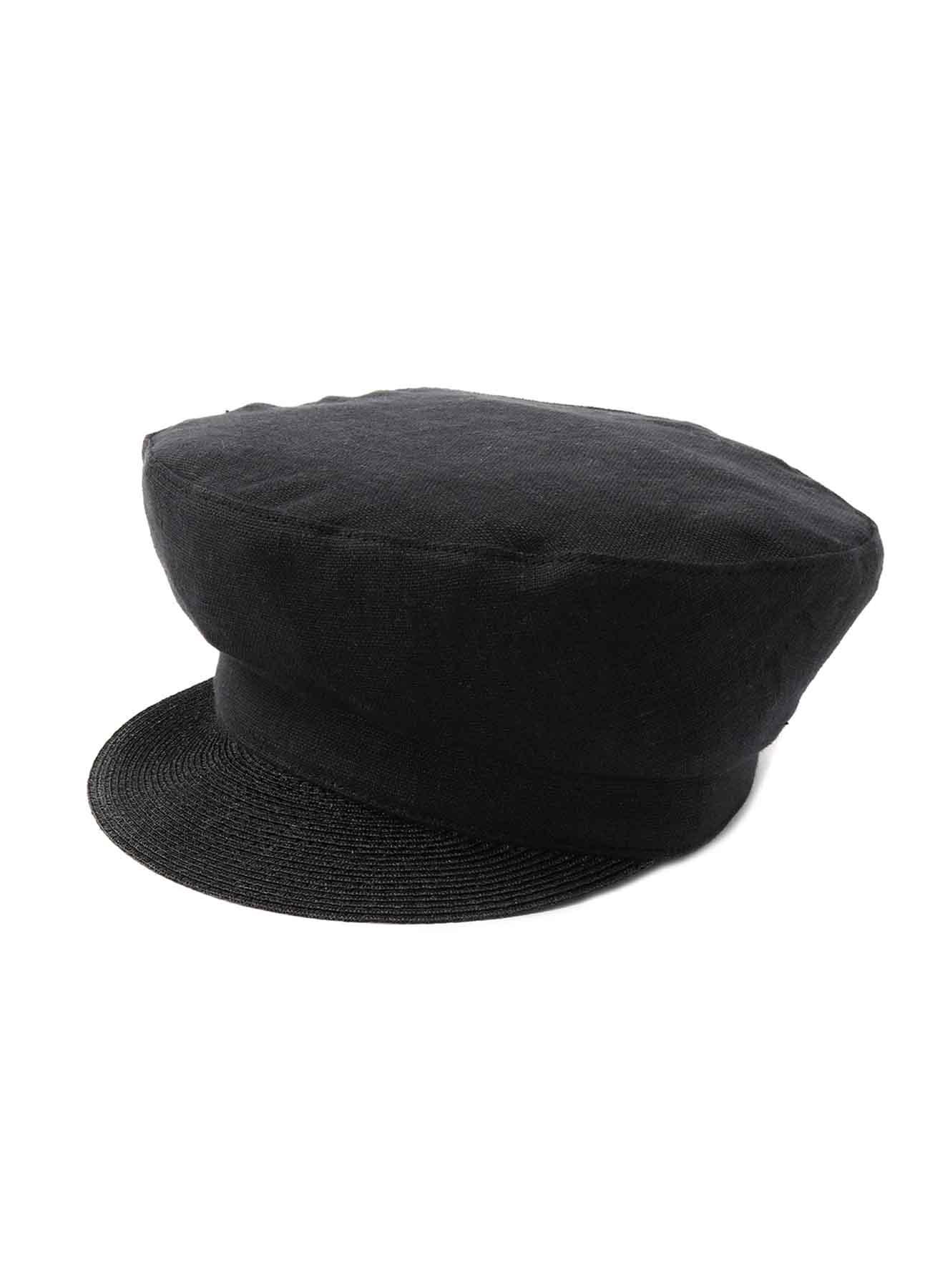 HEAVY L/CANVAS SAILOR CAP
