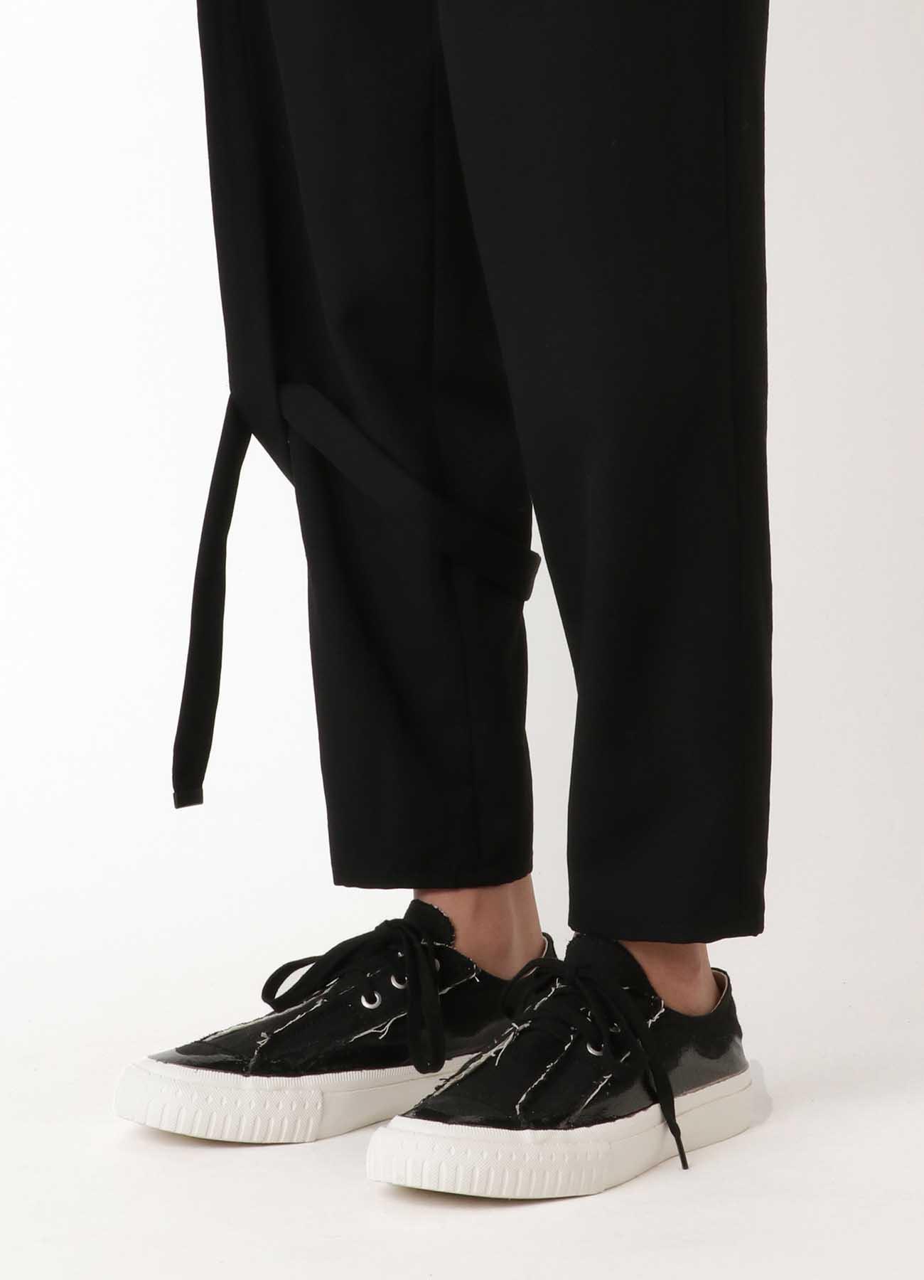 GABARDINE B/BANDAGE PANTS