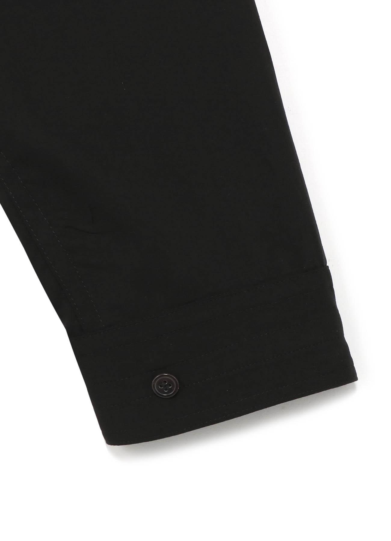 テンセルローン 袈裟斬シャツ2