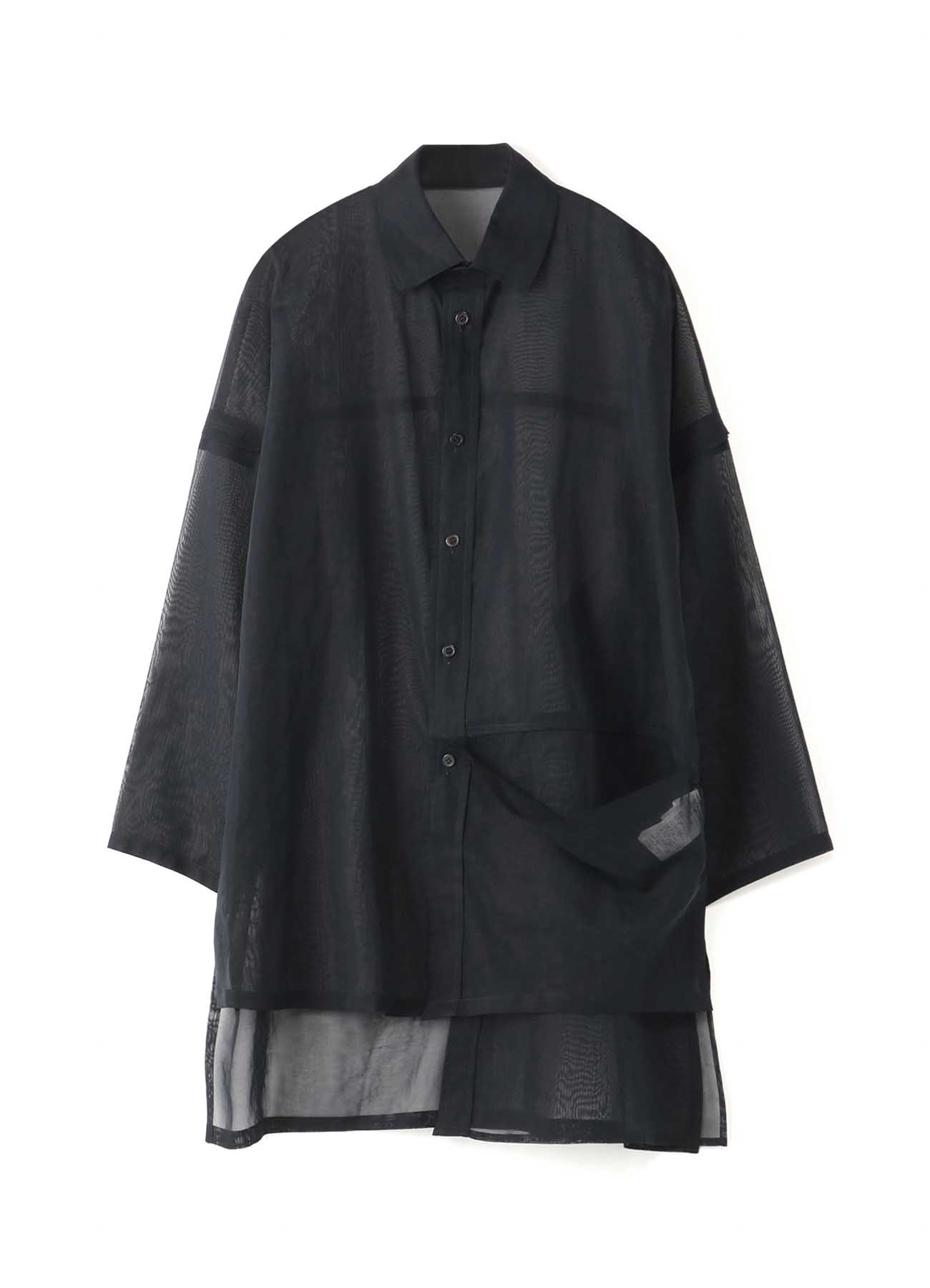 GVローンB/左薙ぎシャツ