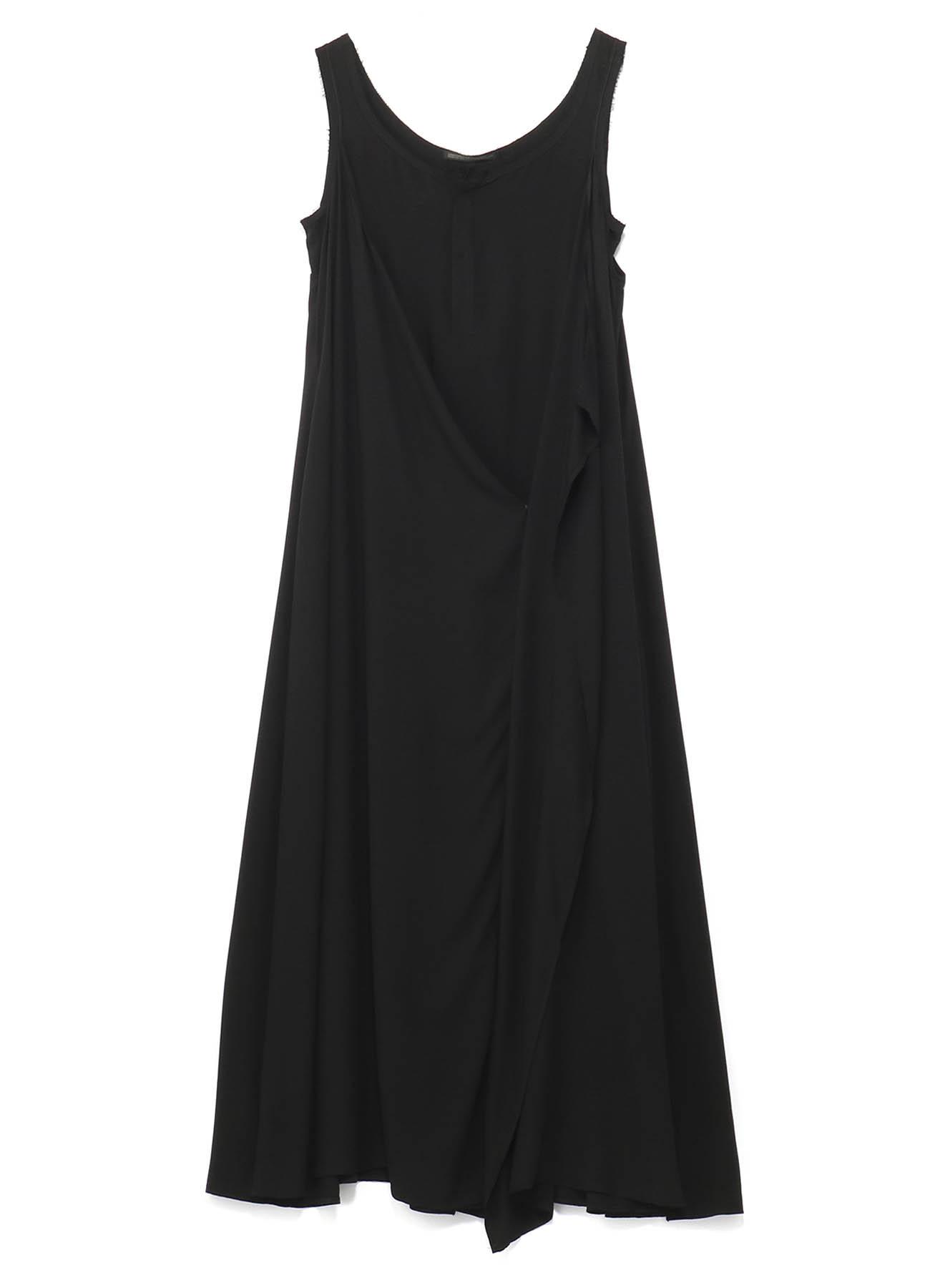 スパンレーヨン 2重ドレス