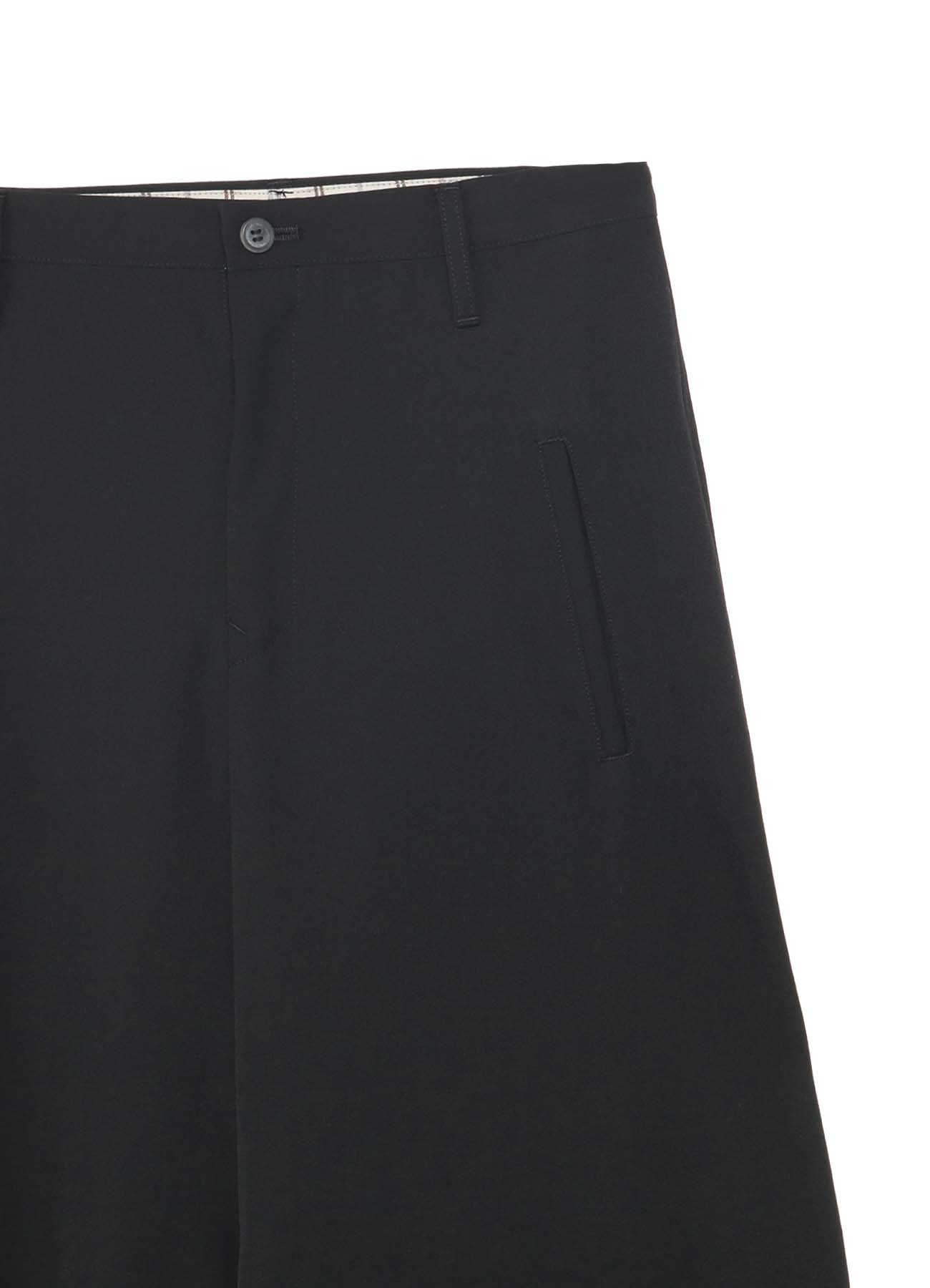 シワギャバ アシンメトリースカート