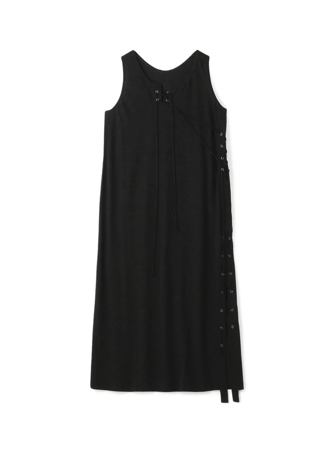 テクノラマ天竺 紐通しランニングドレス