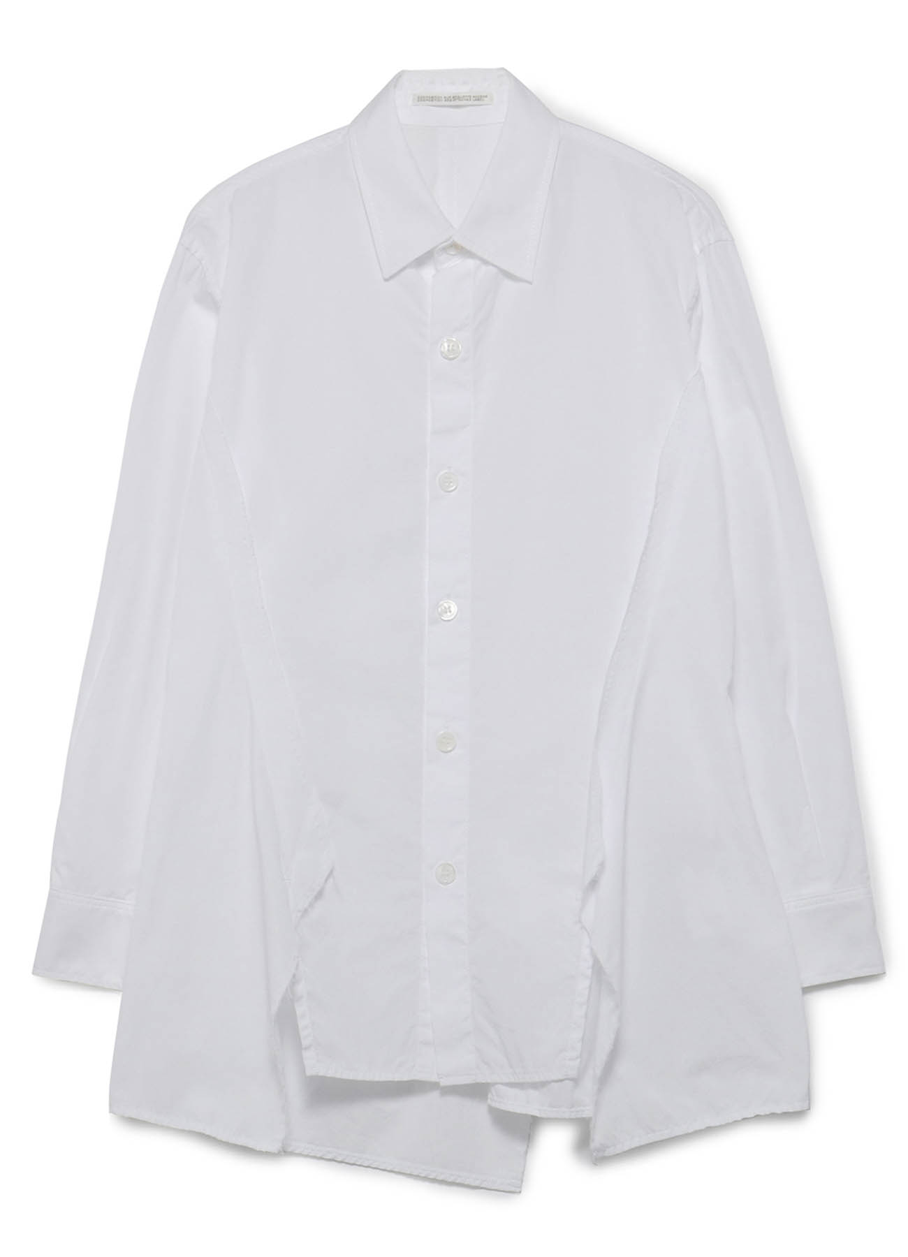 100/2 BROAD CUT OFF SHIRT