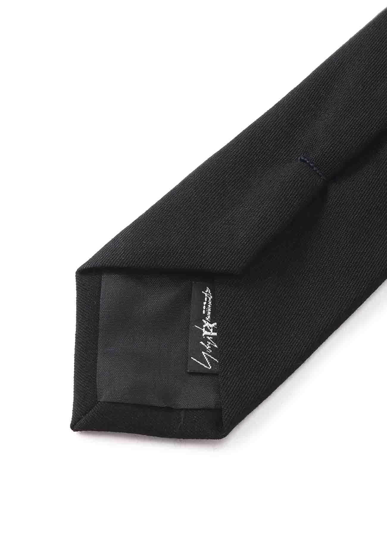 B/No Future Embroidery tie