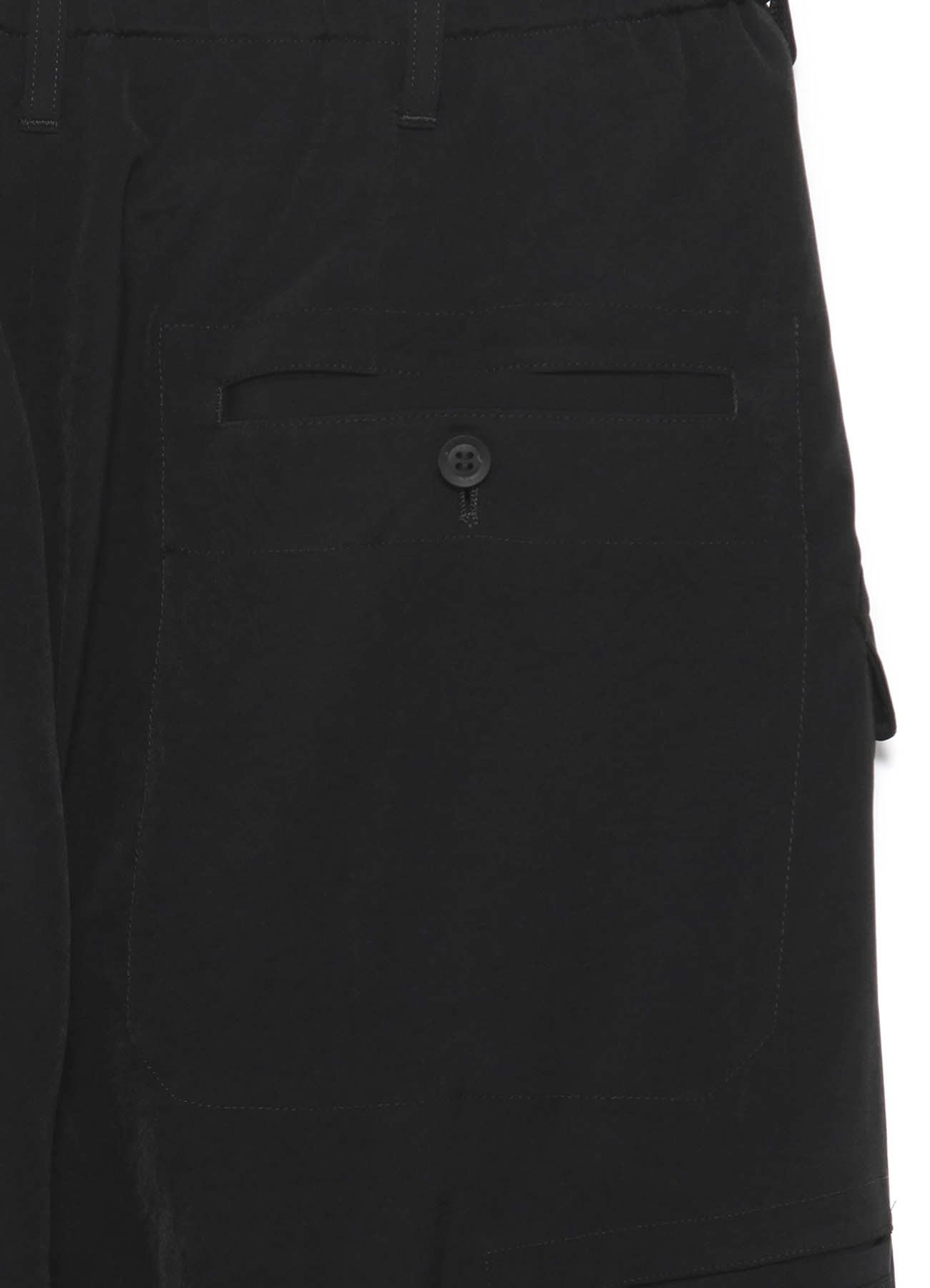 B/Decine Flap Pocket Pants