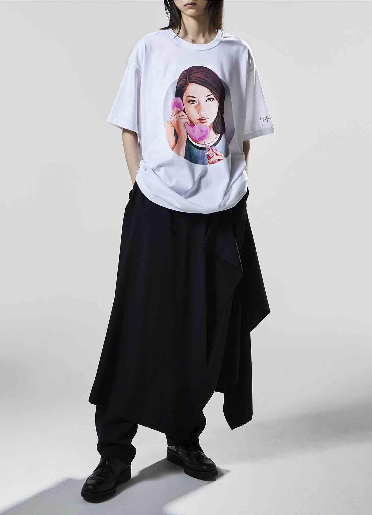 YUSUKE SAITOH Print T-Shirt C