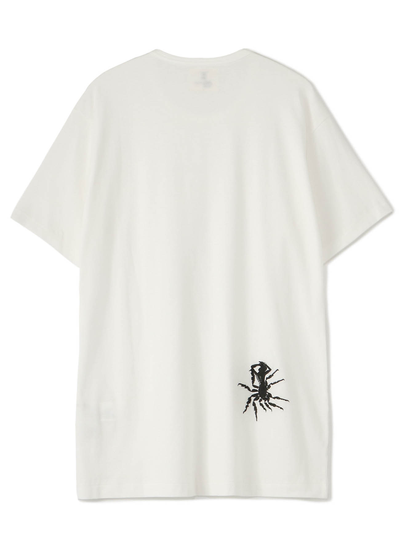 B/Cotton Embroidery S/S Tee