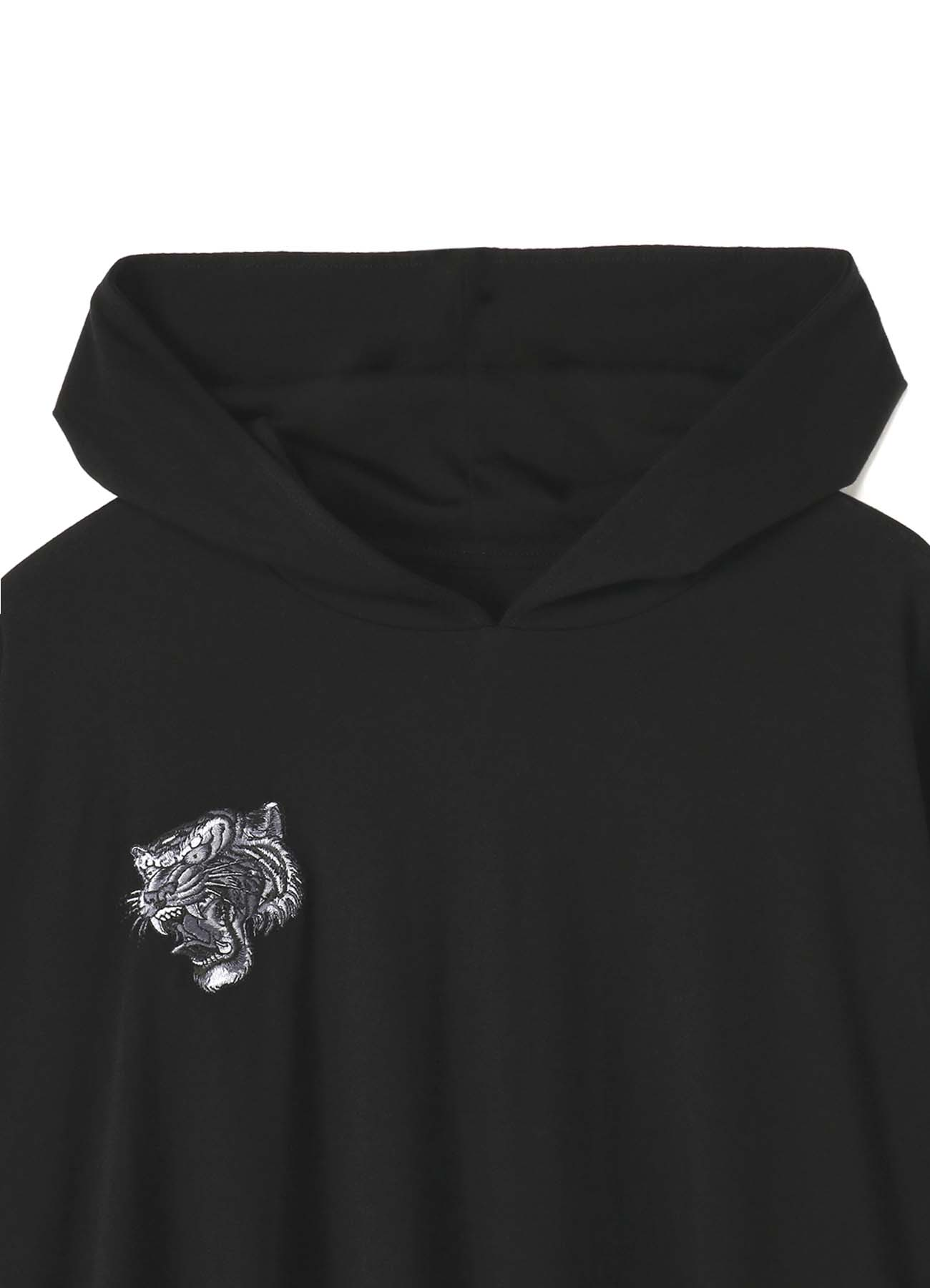 B/Cotton Embroidery Hoodie