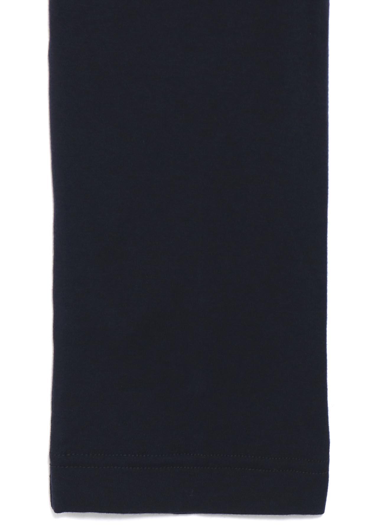 B/Rug Warm Asymmetry Turtleneck T-shirt