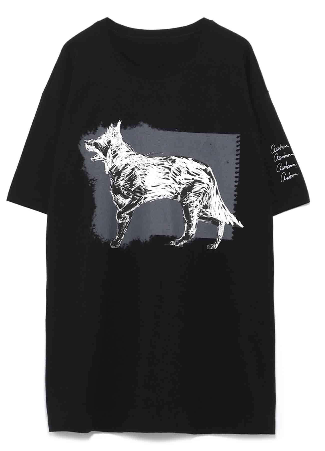 YUUKA ASAKURA Shepherd T-shirt