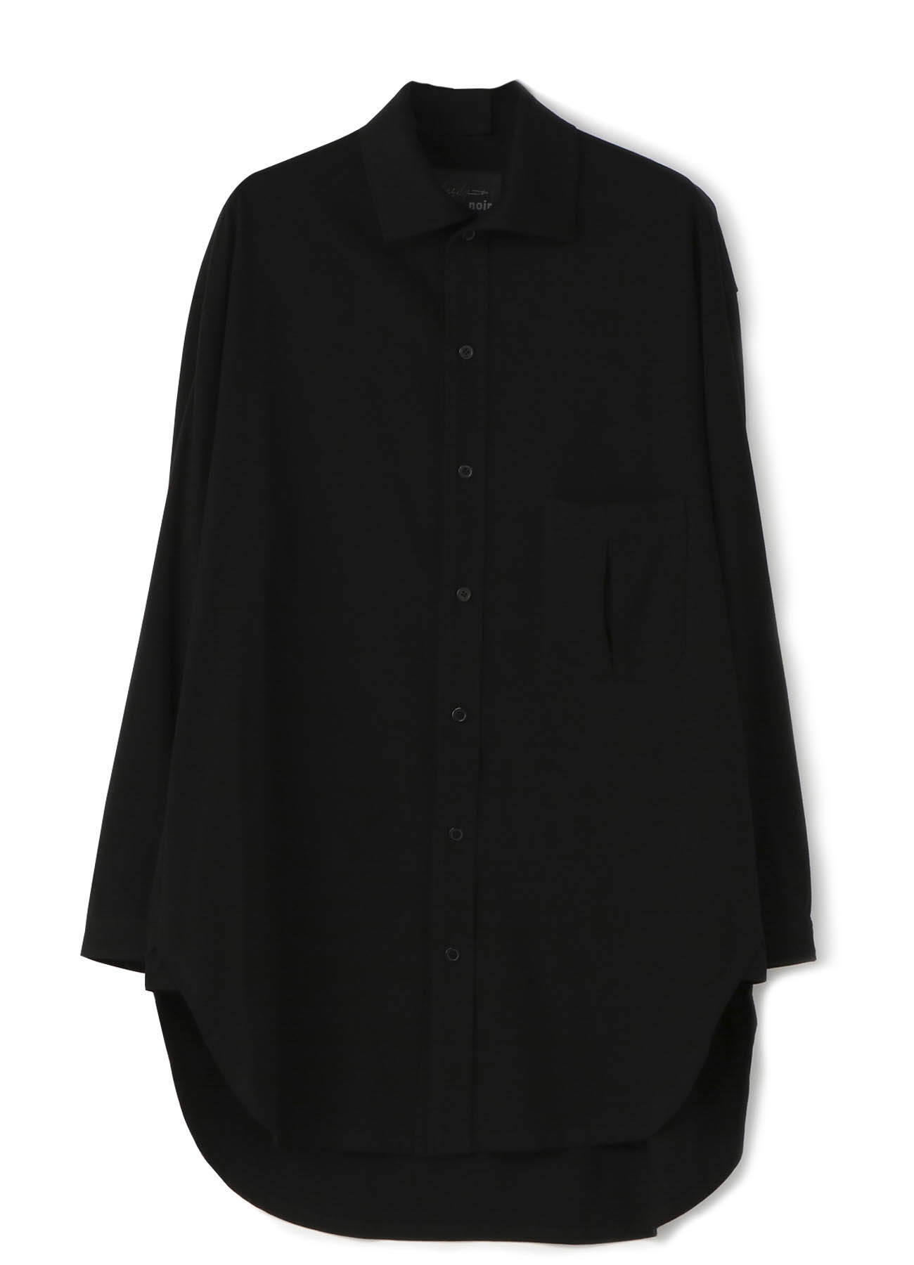 RY/スパンローン 衿後アキシャツ