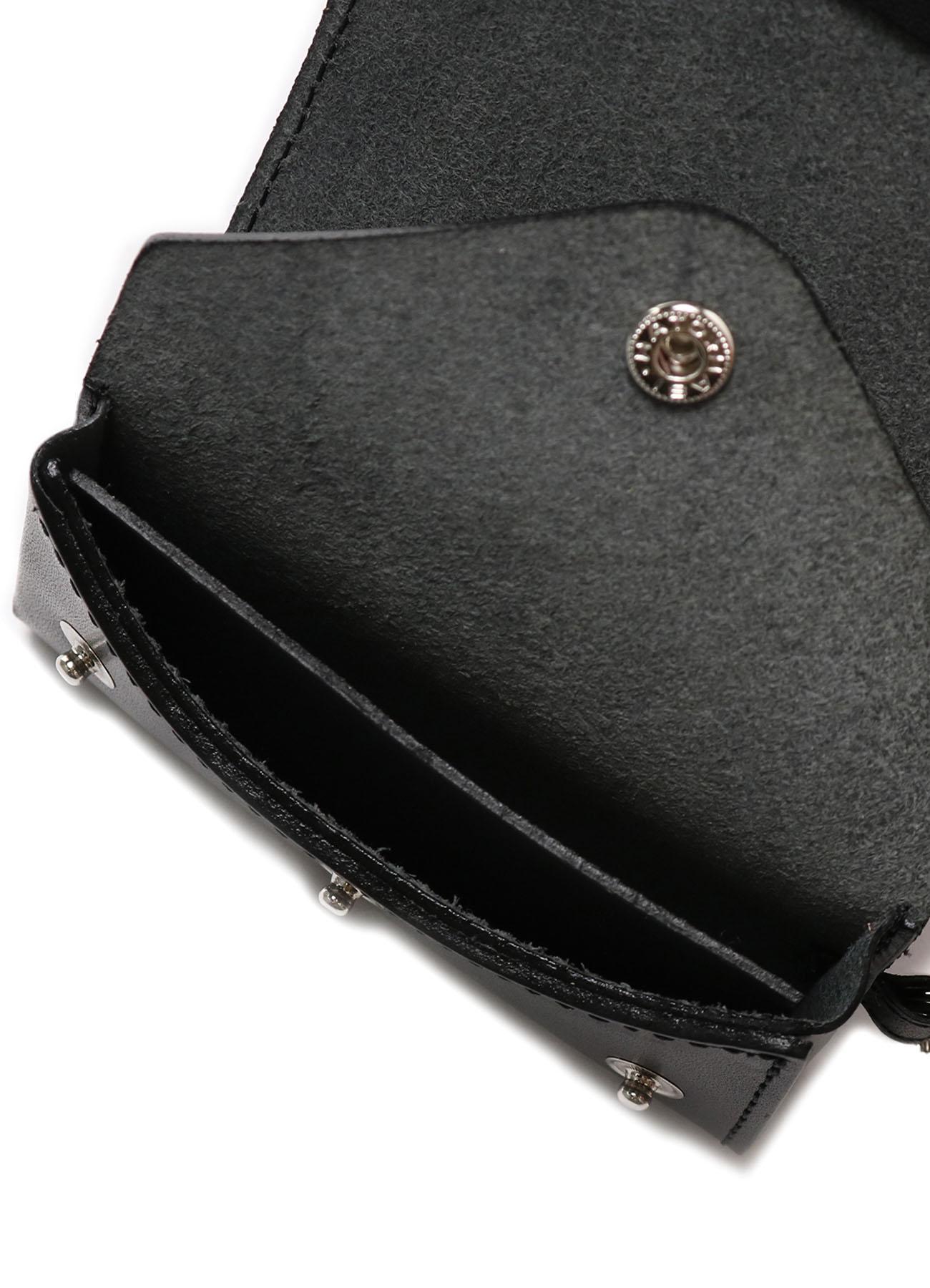 Tochigi Leather Tri-fold Mini Wallet