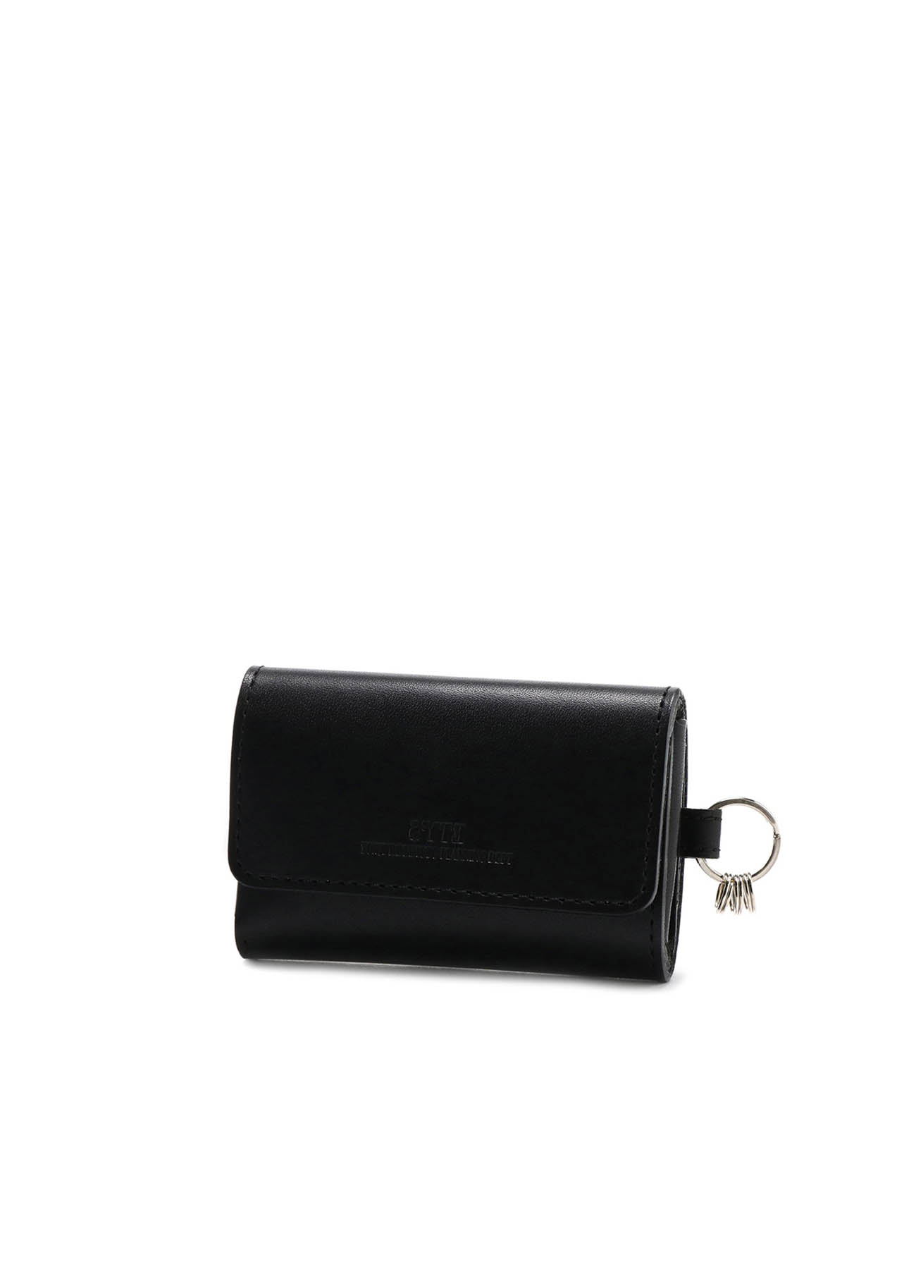 Tochigi Leather Tri-fold Mini Wallet