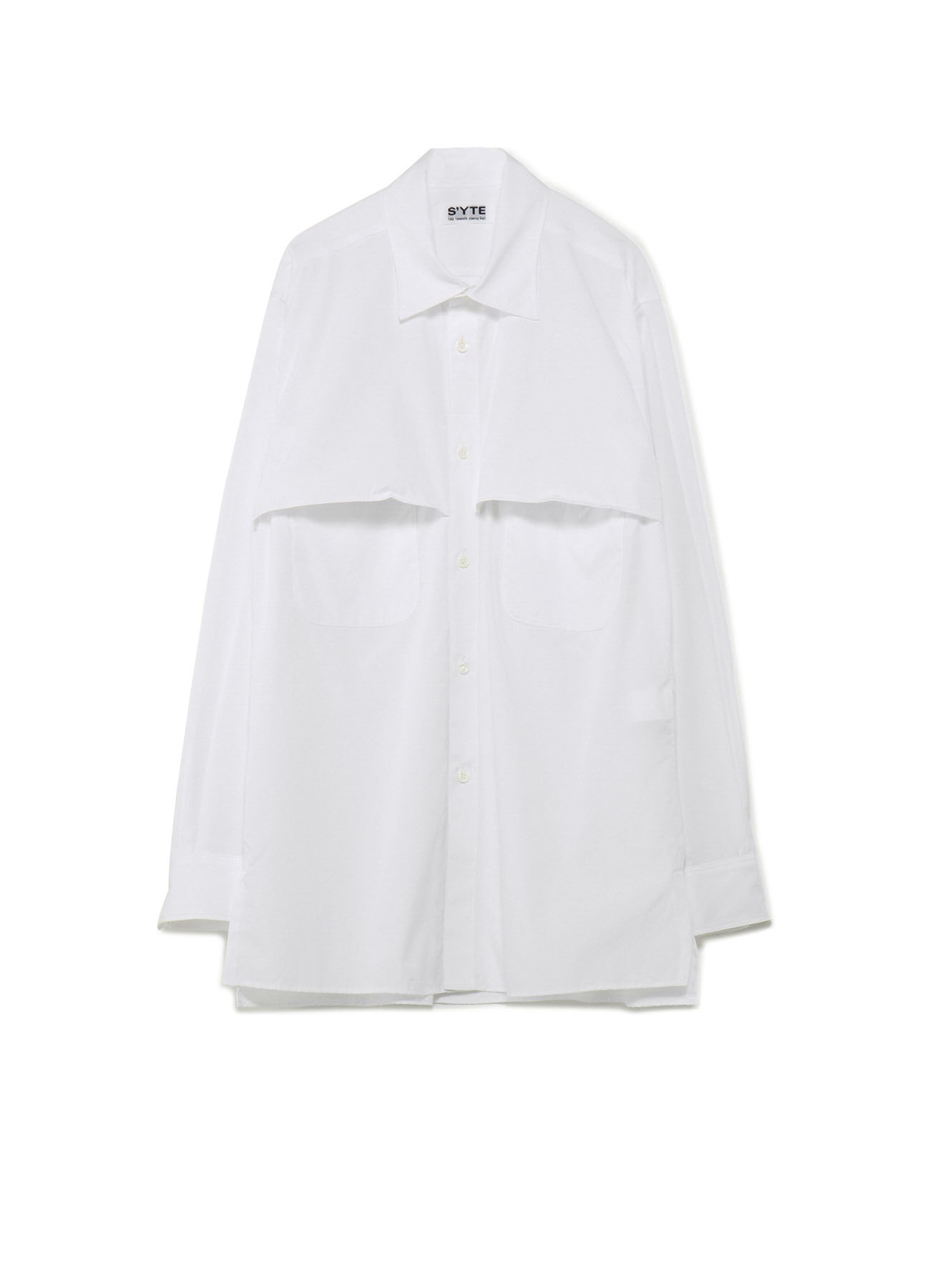 100/2 Broad Storm Shield Double Pocket Shirt