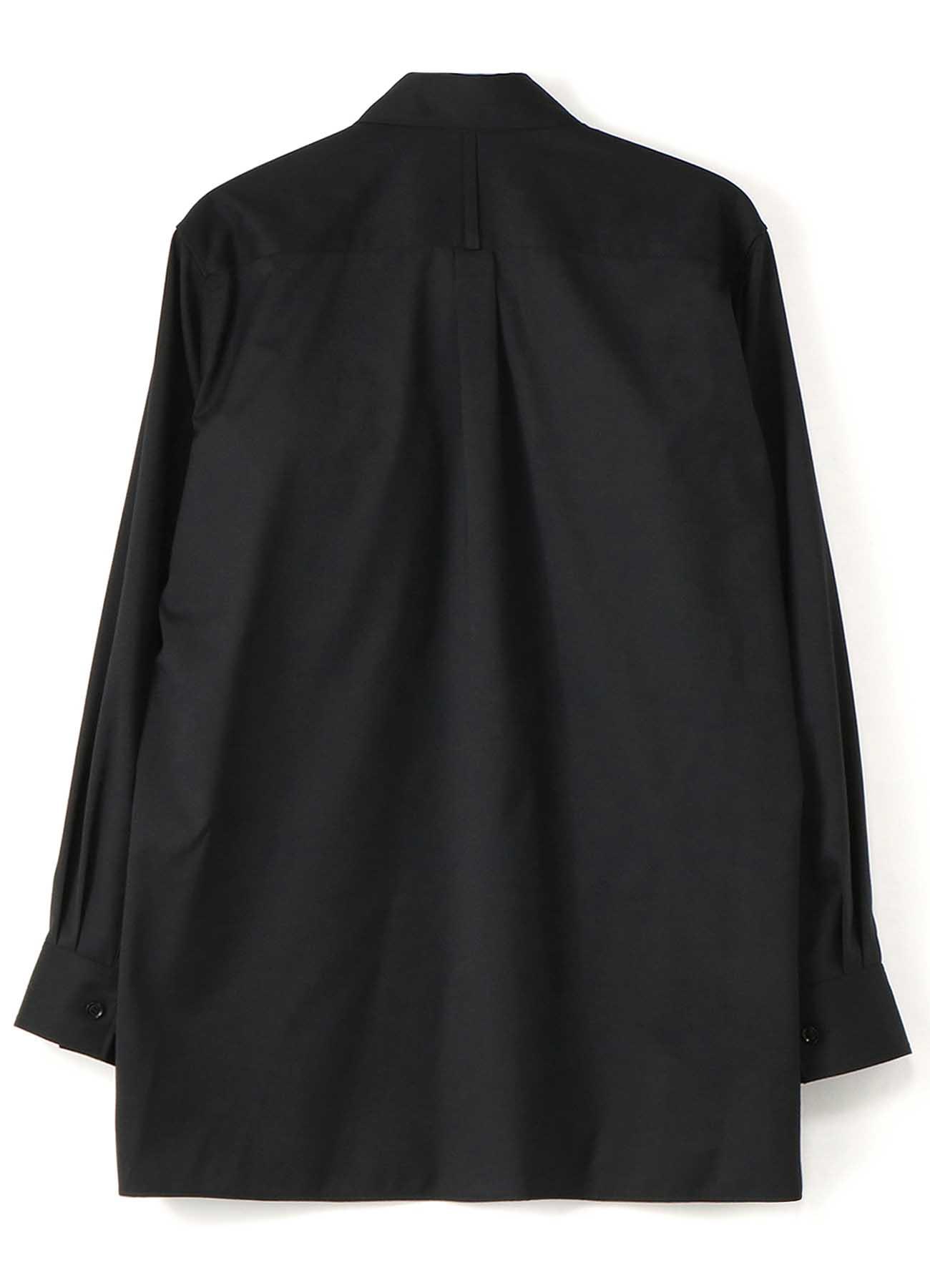 T/W Gabardine Storm Shield Double Pocket Shirt