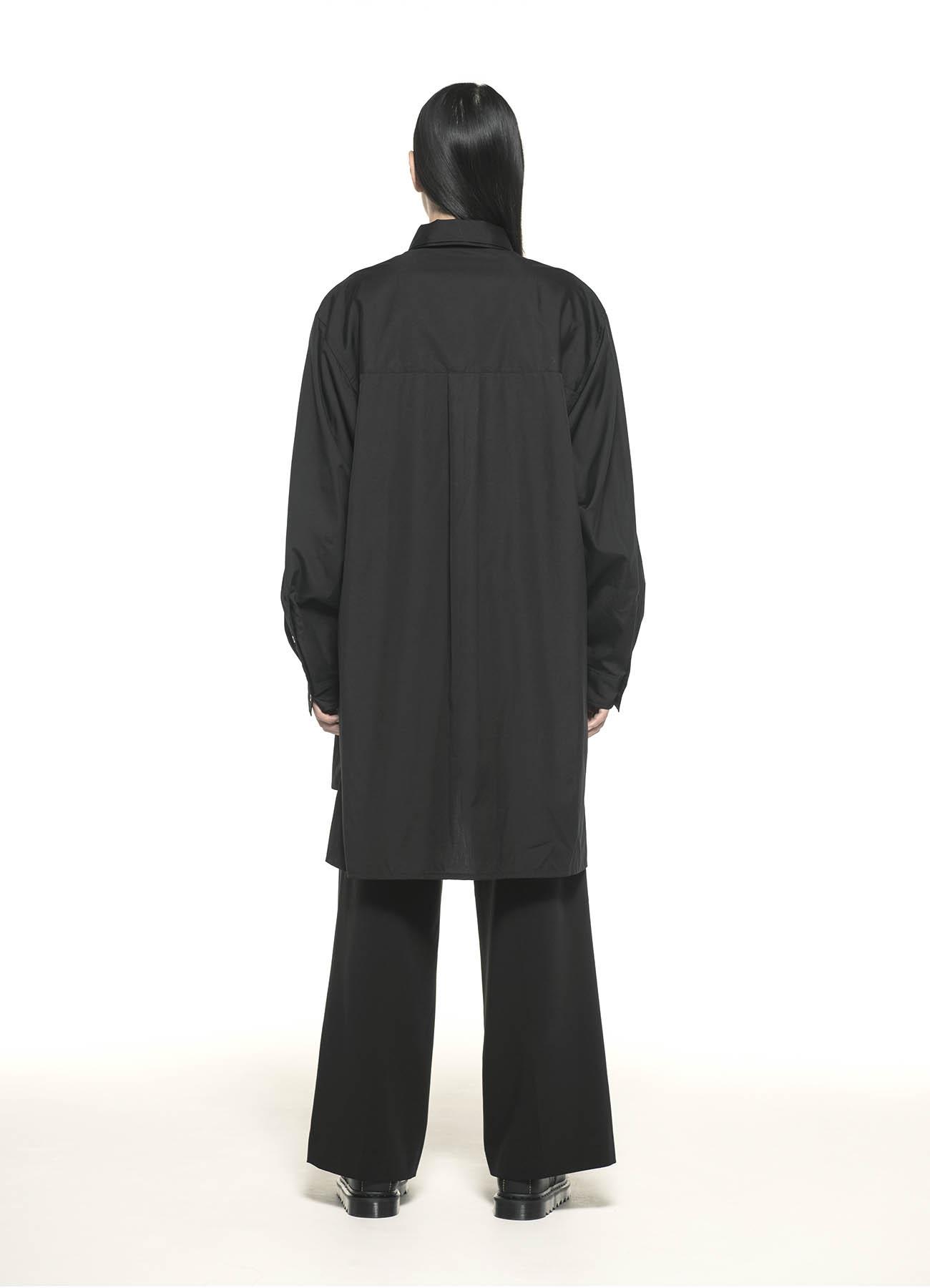 100/2 Broad Double Collar Big Shirt