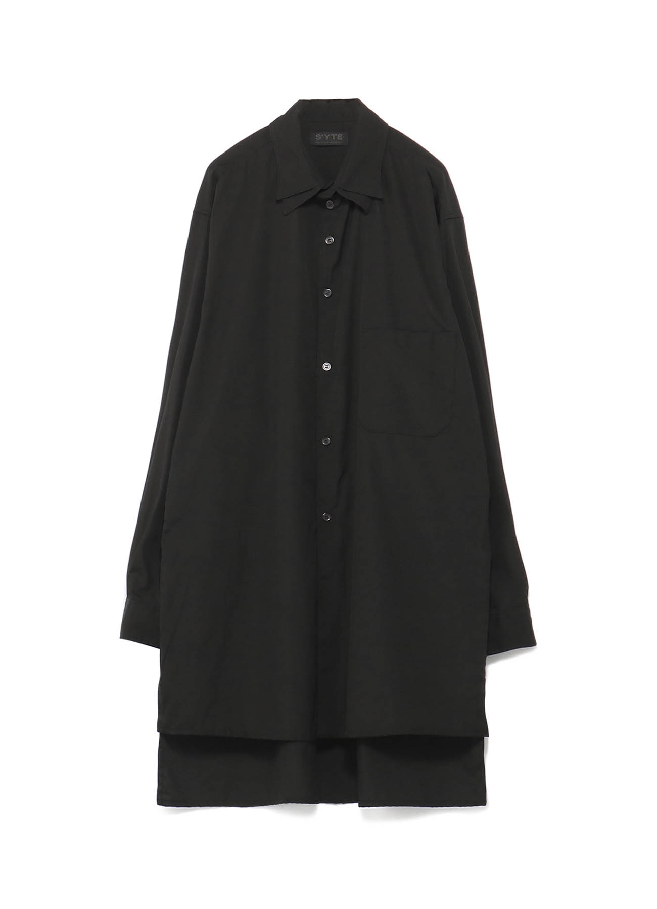 100/2 Broad Double Collar Big Shirt