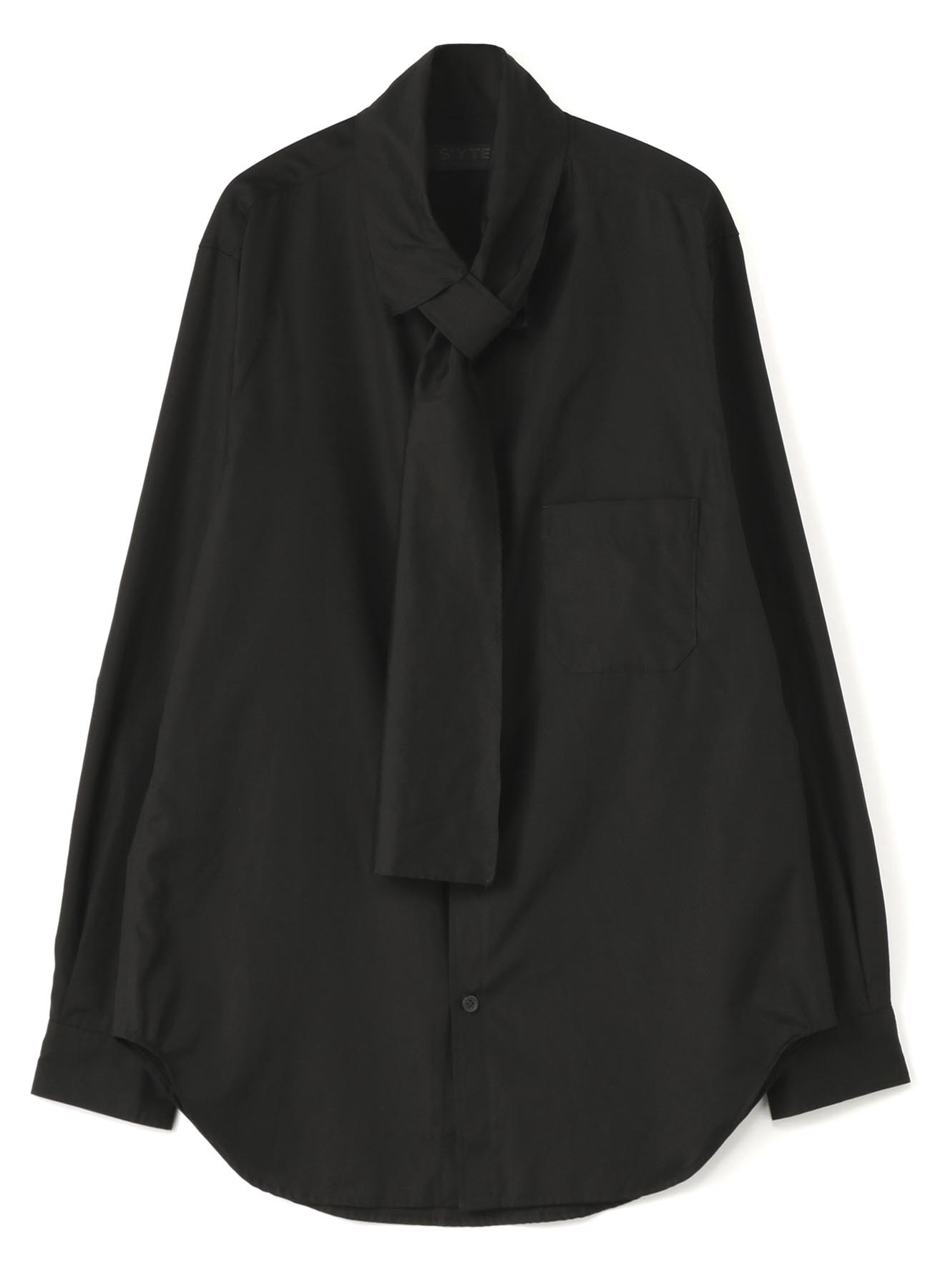100/2 Broad Stole Collar Shirt