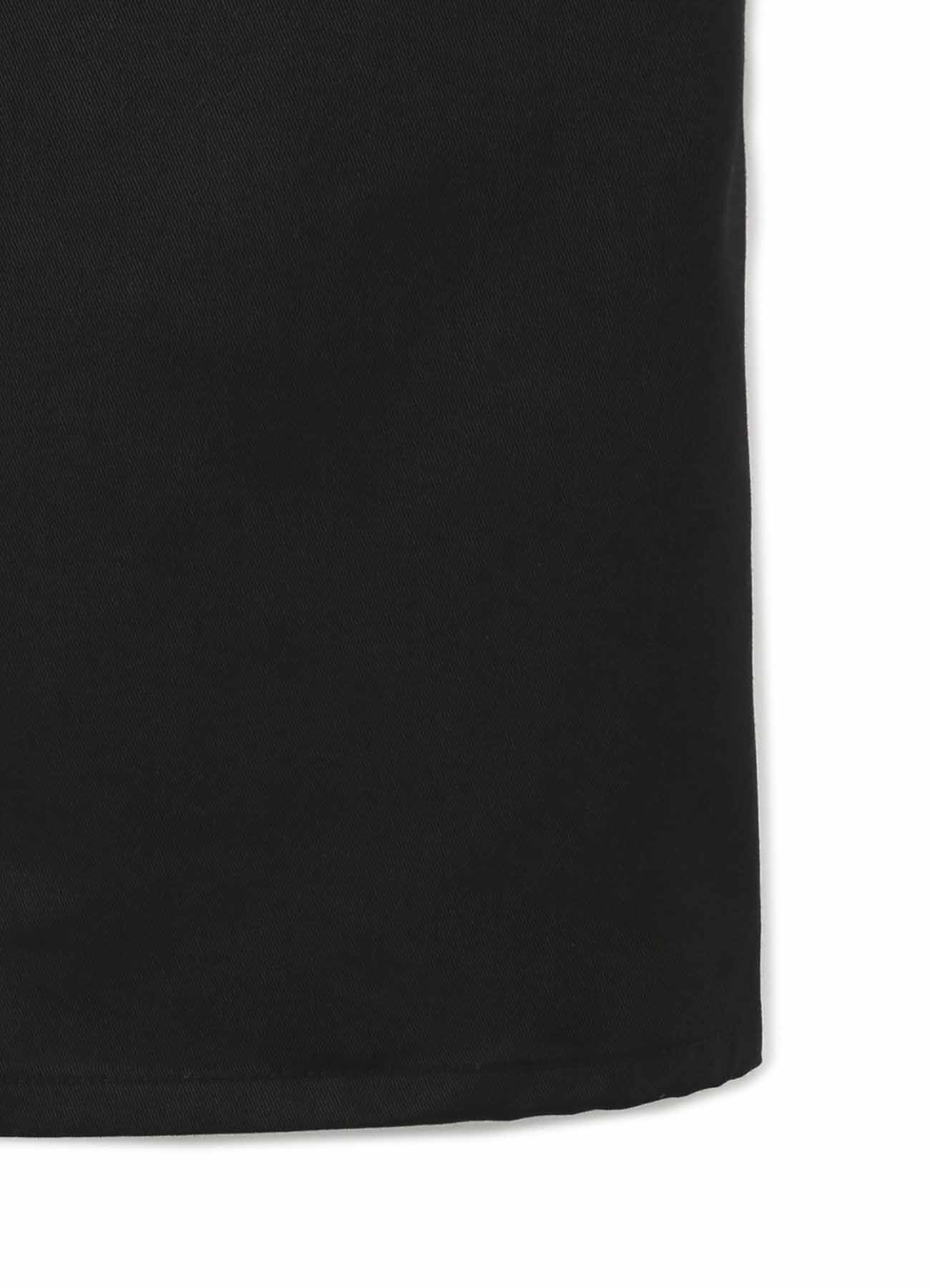 """T/C Twill """"Tomie"""" Wearing Yohji Yamamoto Lace-up Dress 4B Engineer Shop Coat"""