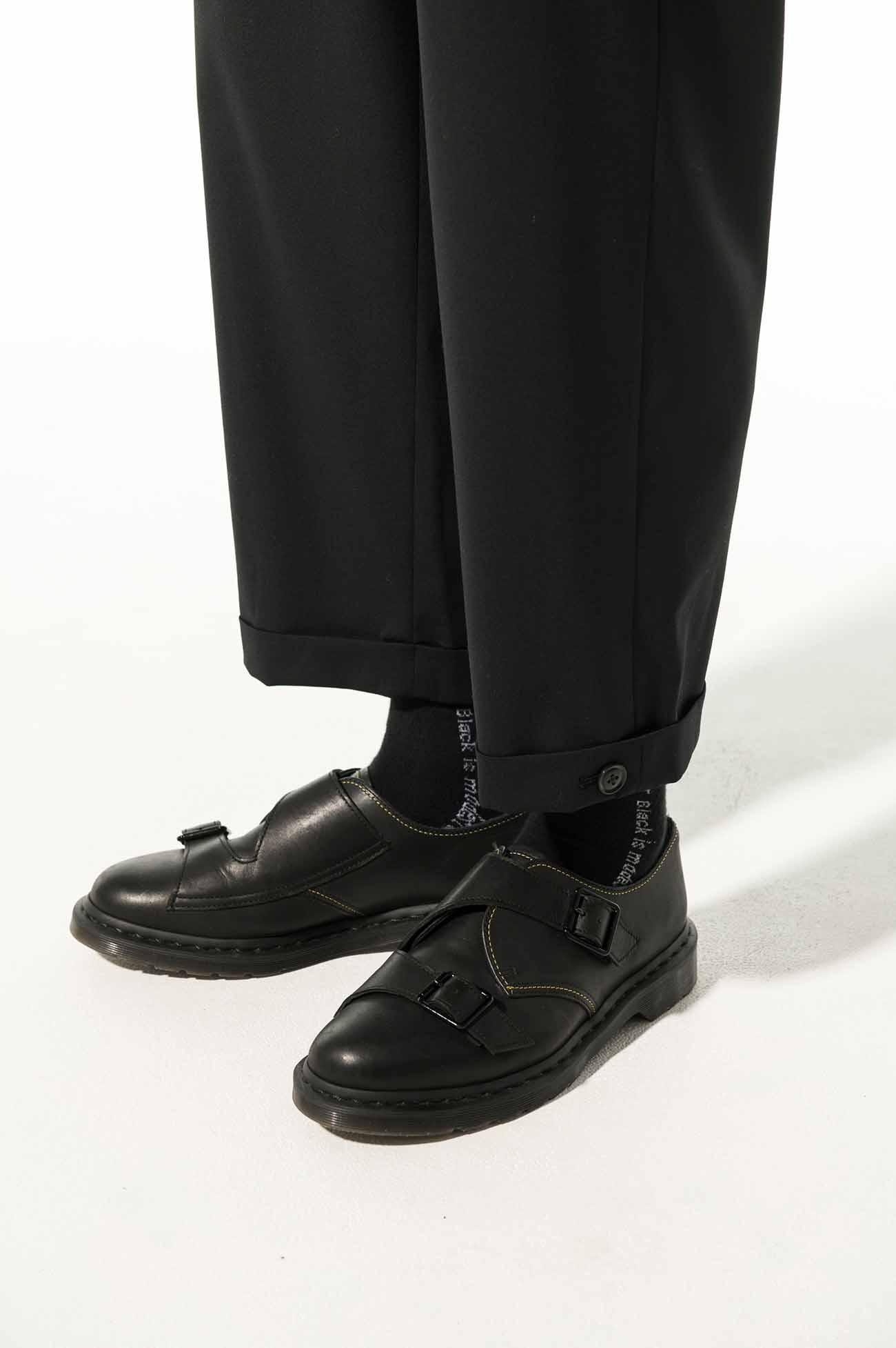 T/W Gabardine Tapered Waist Adjustment McKin Pants