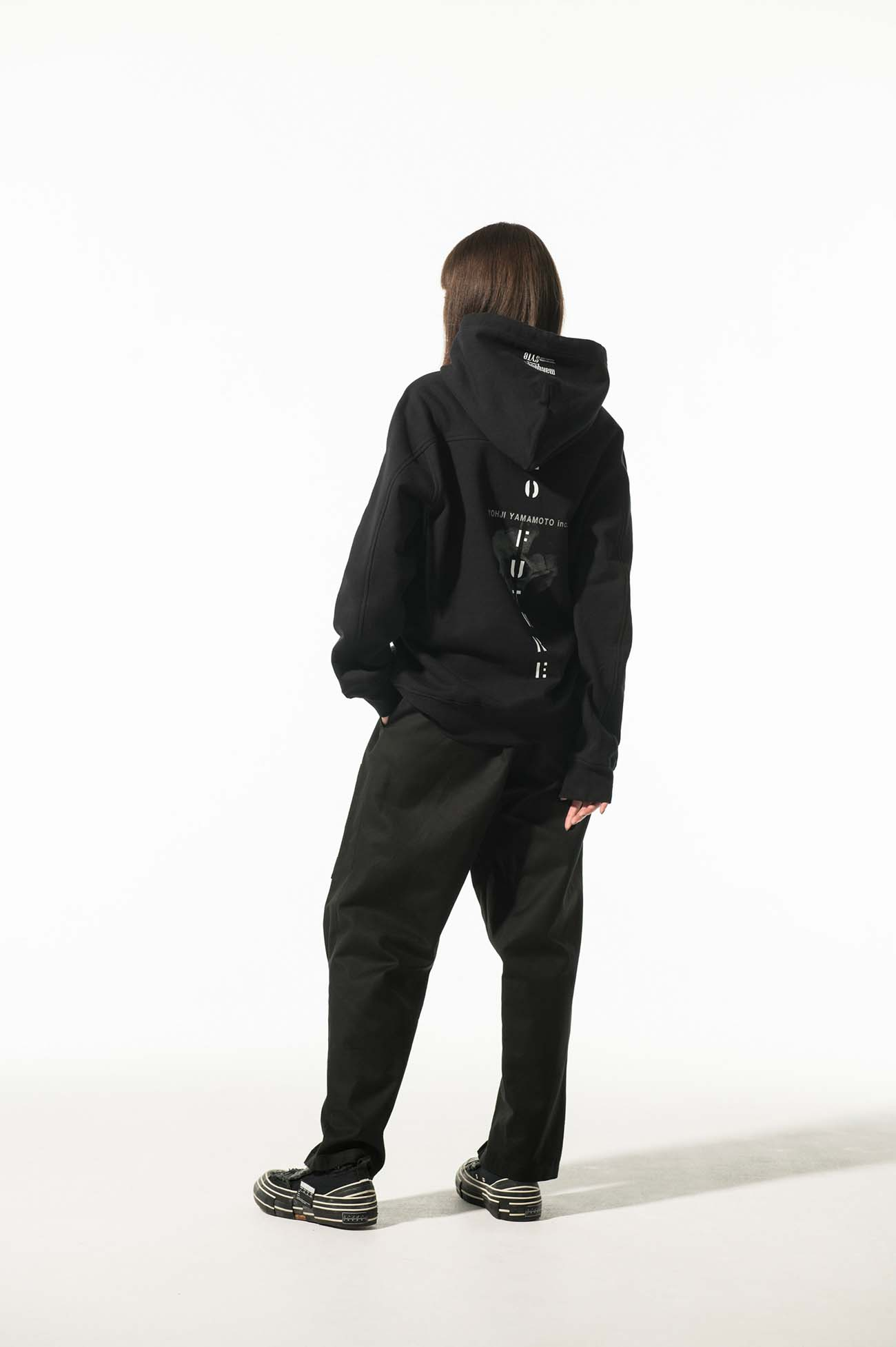 French Worker Surge Bondage Zipper Cargo Pants