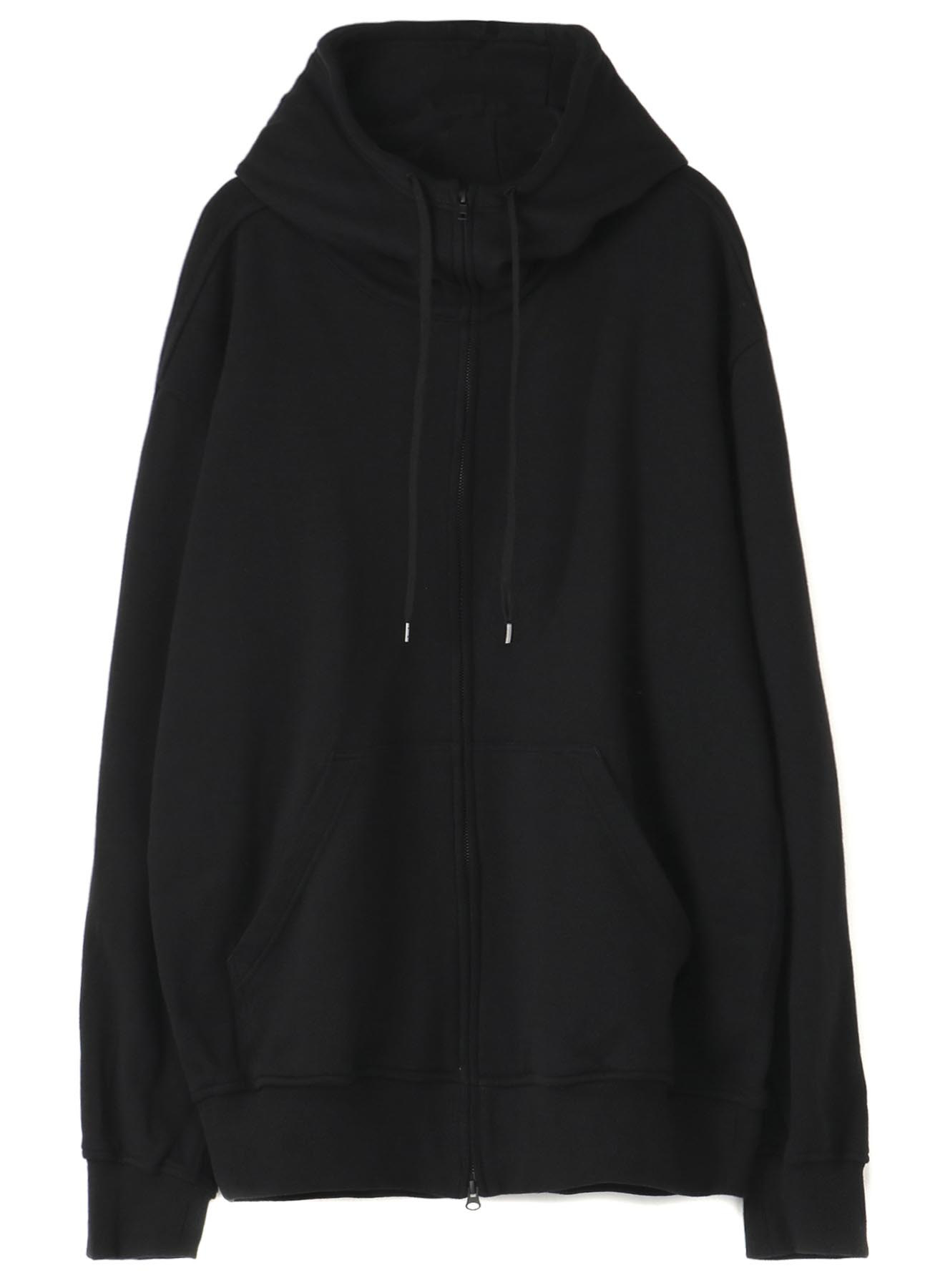 French Terry Stitch Work 「NO FUTURE」Zipper Hoodie