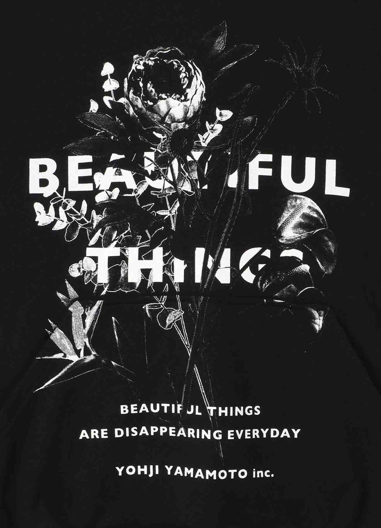 French Terry Stitch Work Beautiful Things Hoodie
