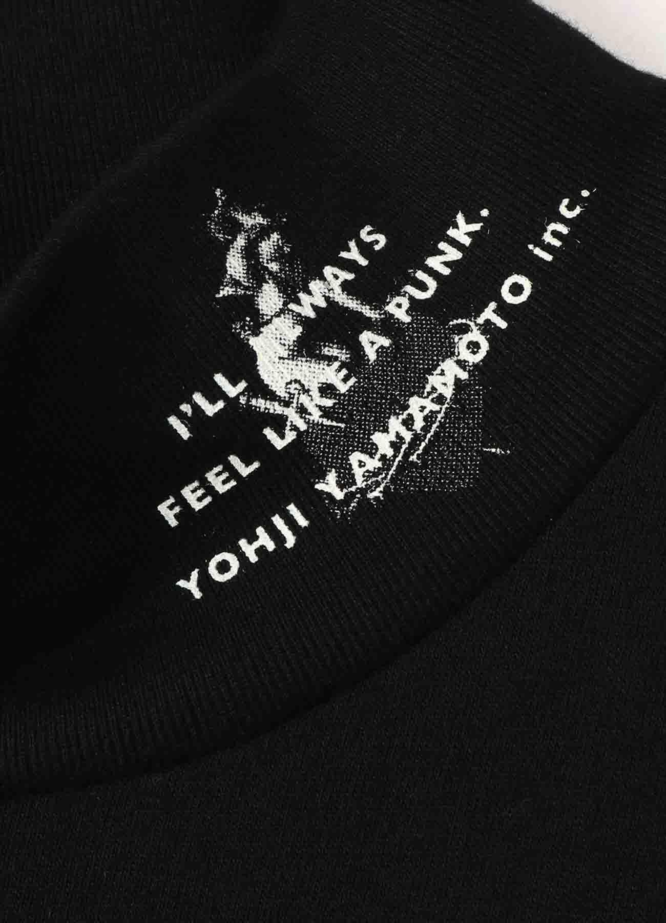 20/CottonJersey Angel Heart High Neck T-Shirt