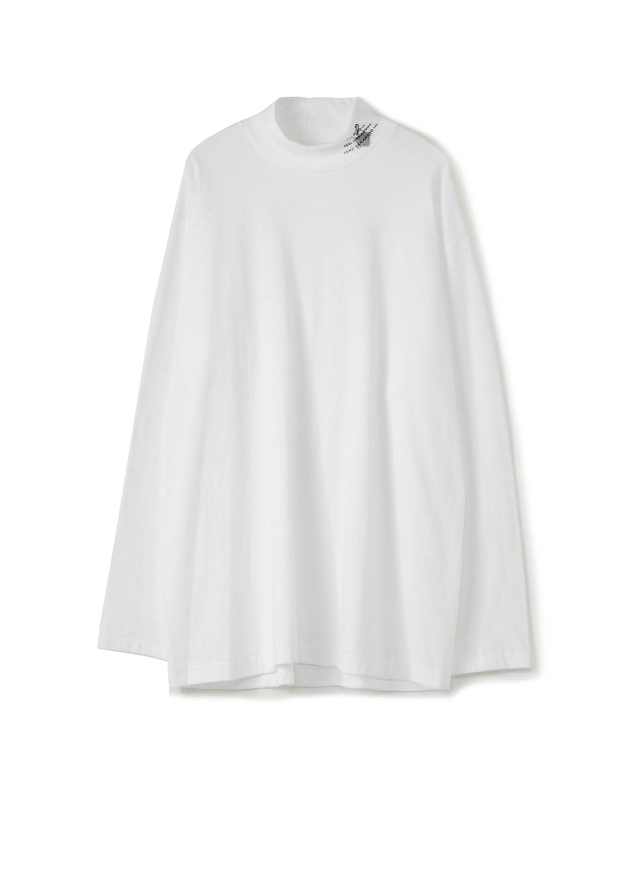 20/CottonJersey Angel Heart High Neck T-Shirt