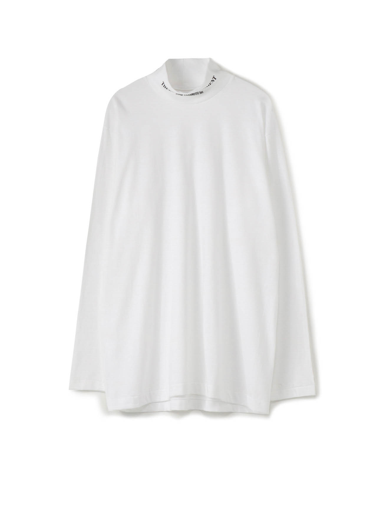 20/CottonJersey There's Only A Moment High Neck T-Shirt