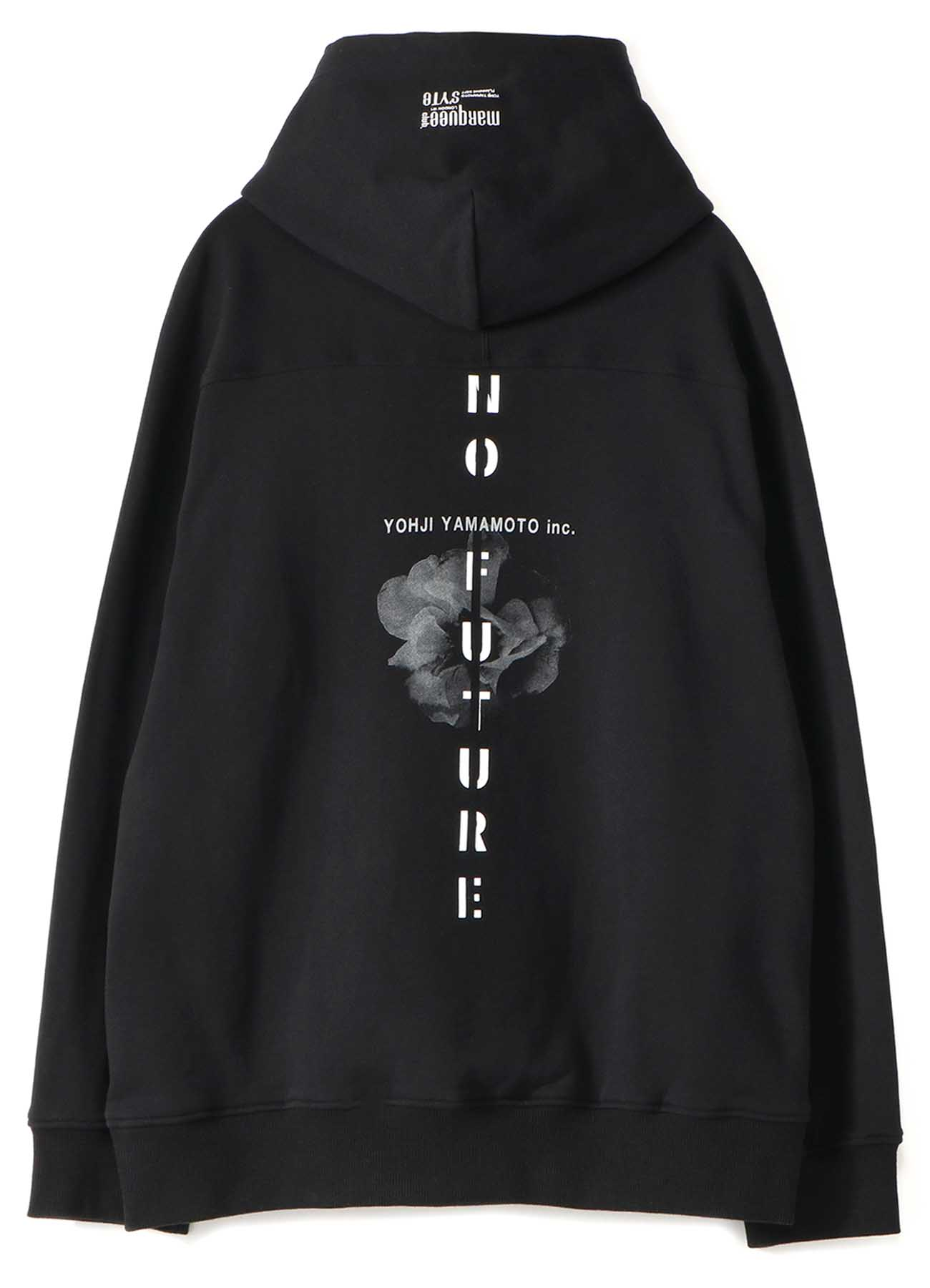 S'YTE × marquee club(R) French Terry Stitch Work Print Hoodie
