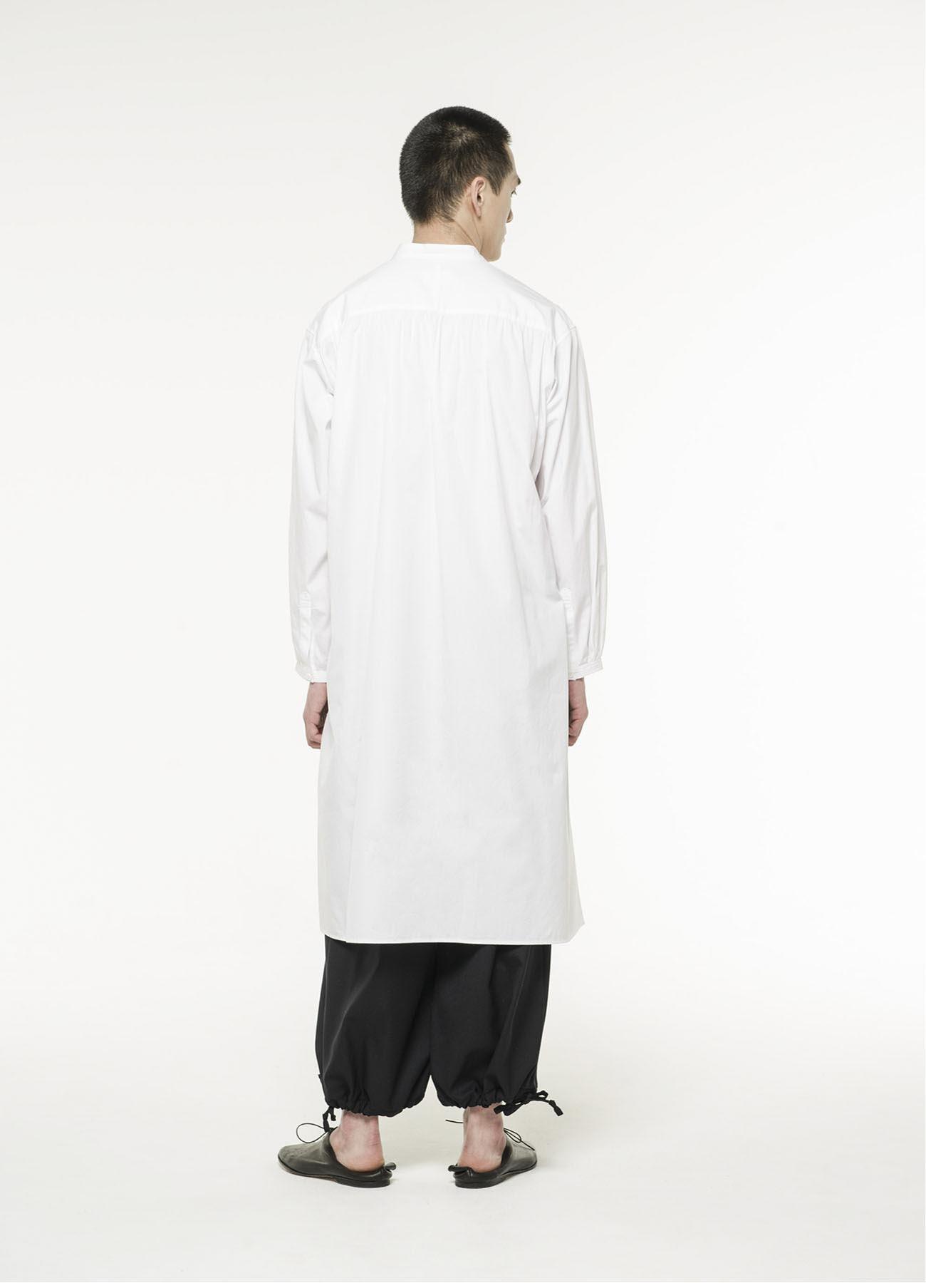 100/2 Broad Gather pullover Big long shirt