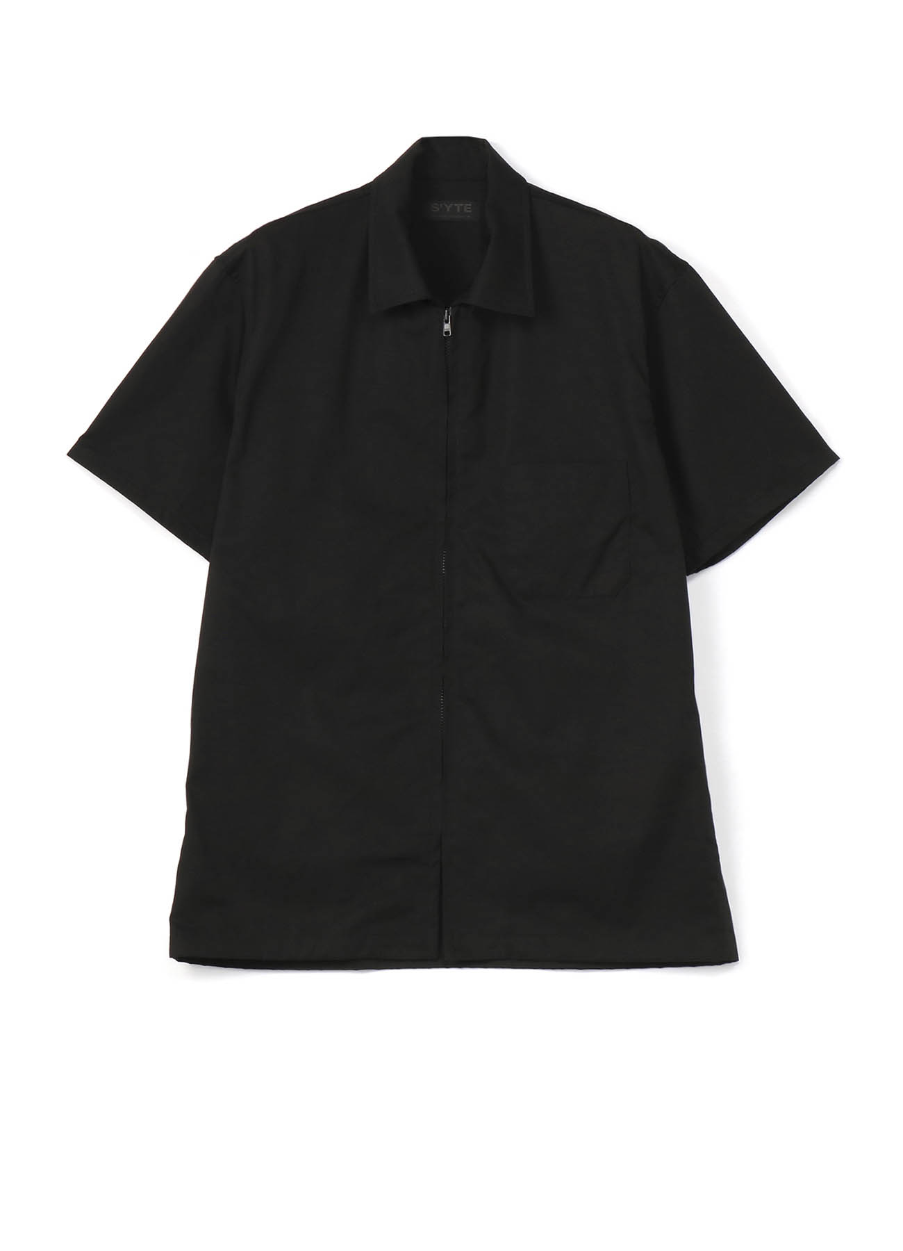山本耀司语录拉链衬衫
