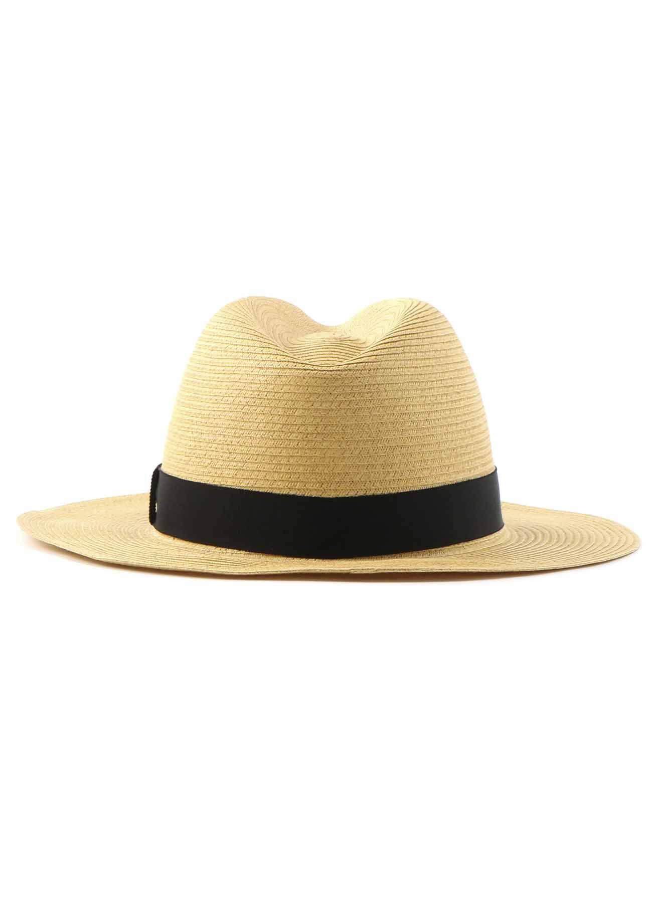 Straw Paper Brim Hat
