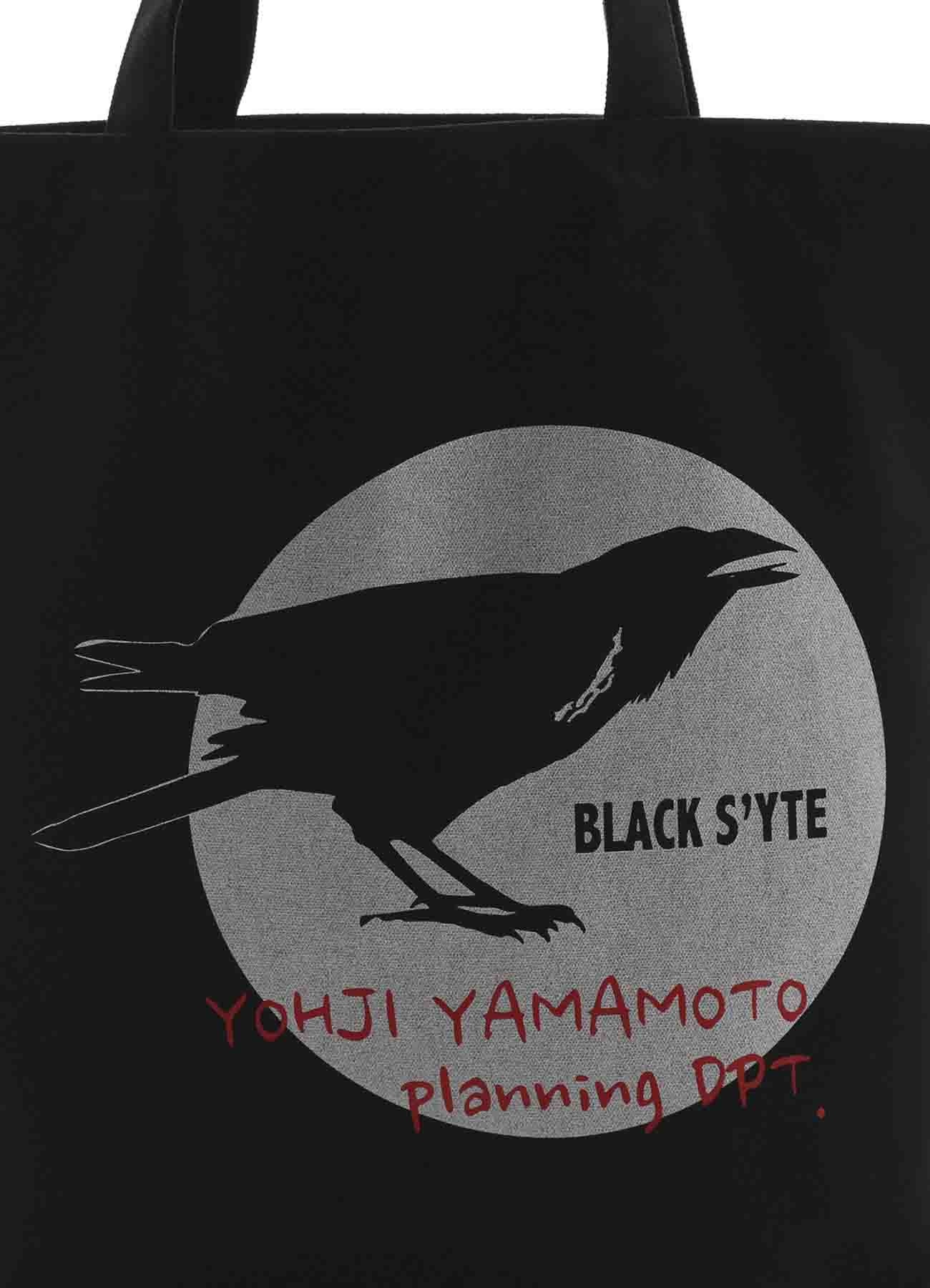 黑色S'YTE乌鸦手提包