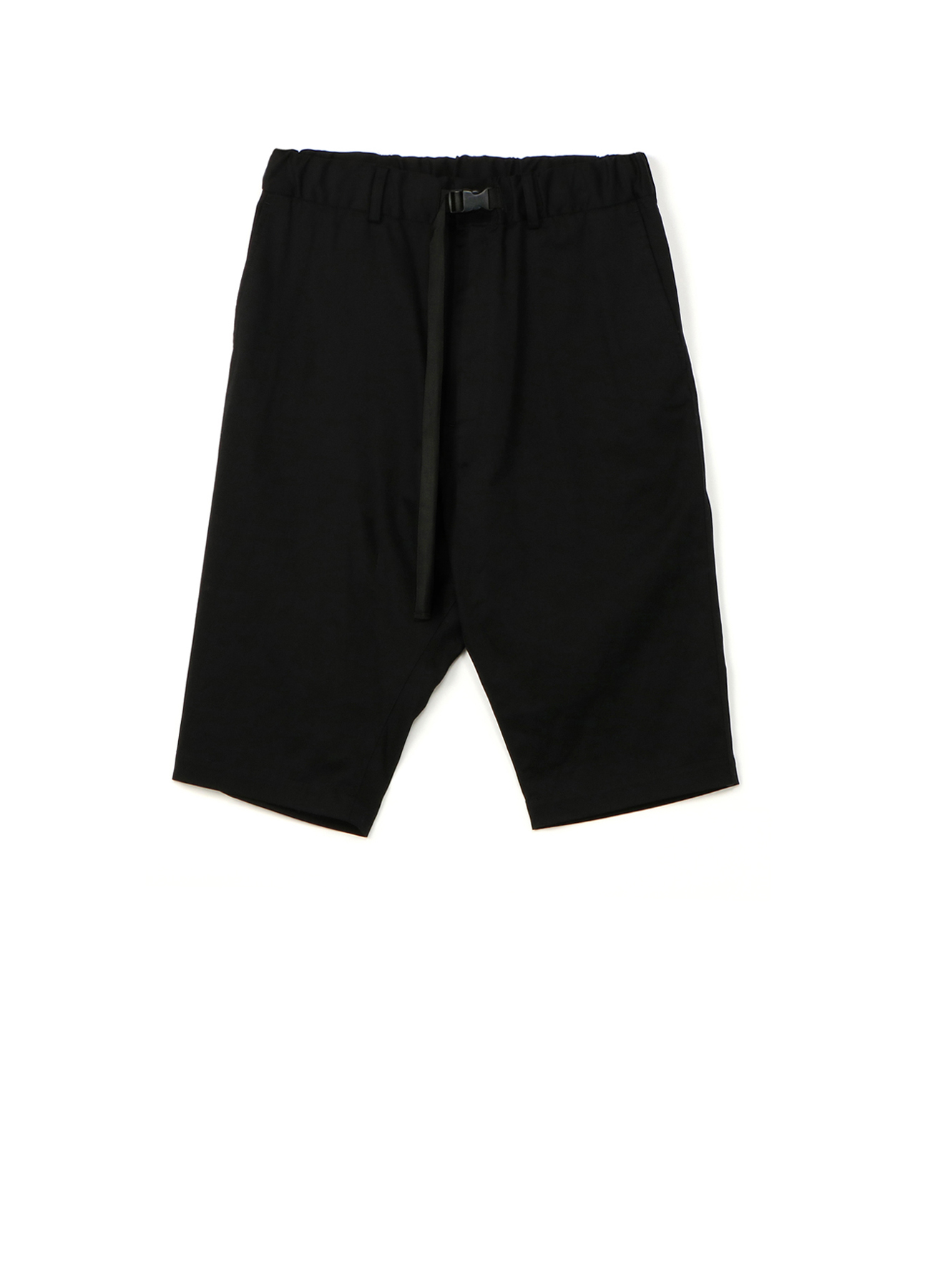腰带6分裤