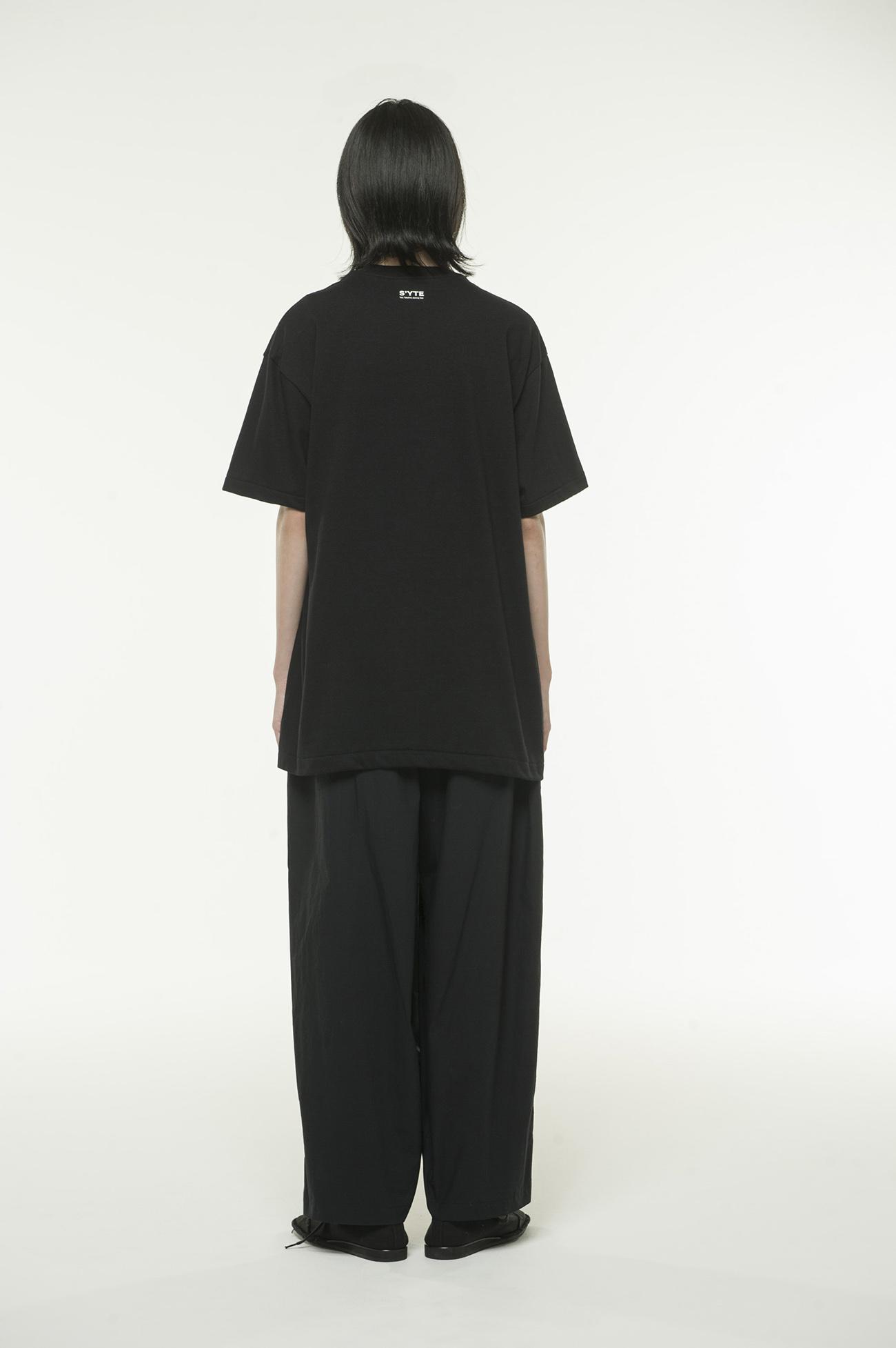 20 /纯棉针织S'YTE WOLF T恤