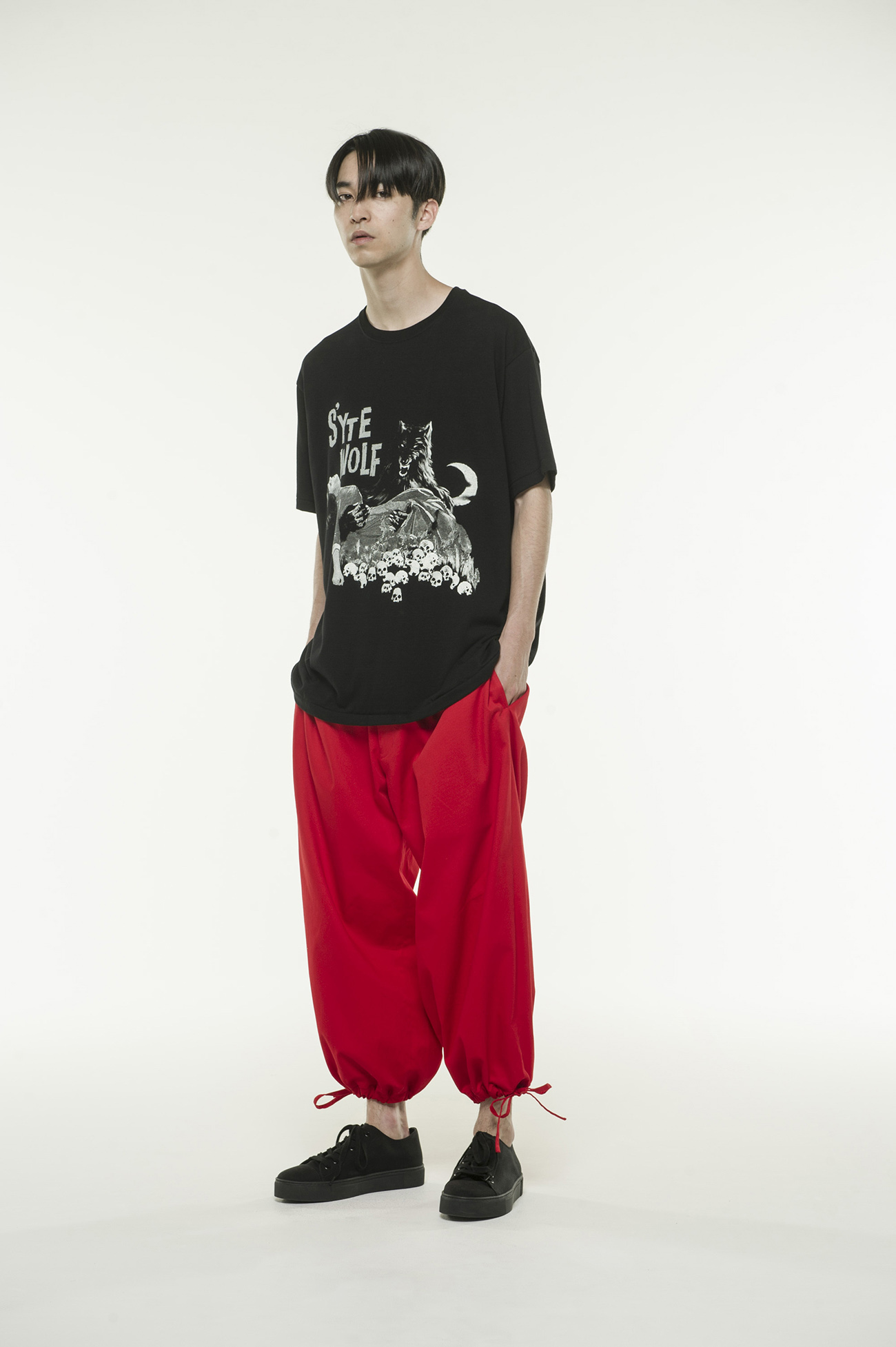 20/CottonJersey S'YTE WOLF T-Shirt